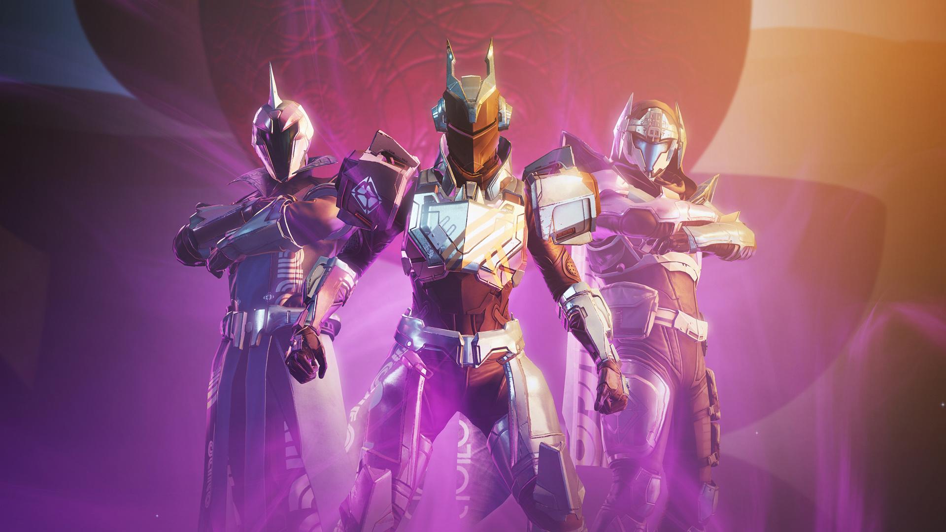 destiny 2 prophecy dungeon armor set