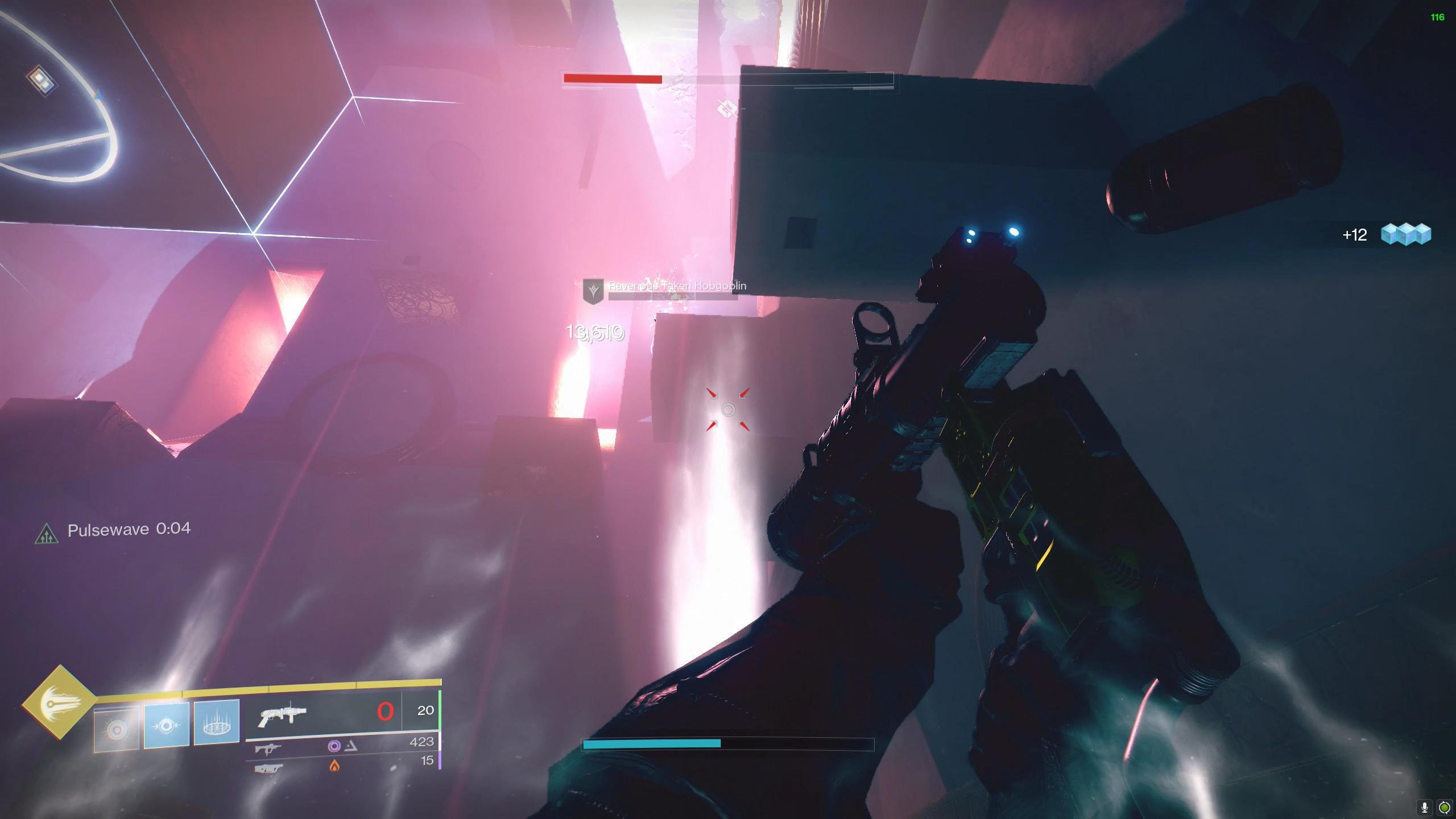 Destiny 2 Prophecy dungeon Hexahedron Hobgoblin