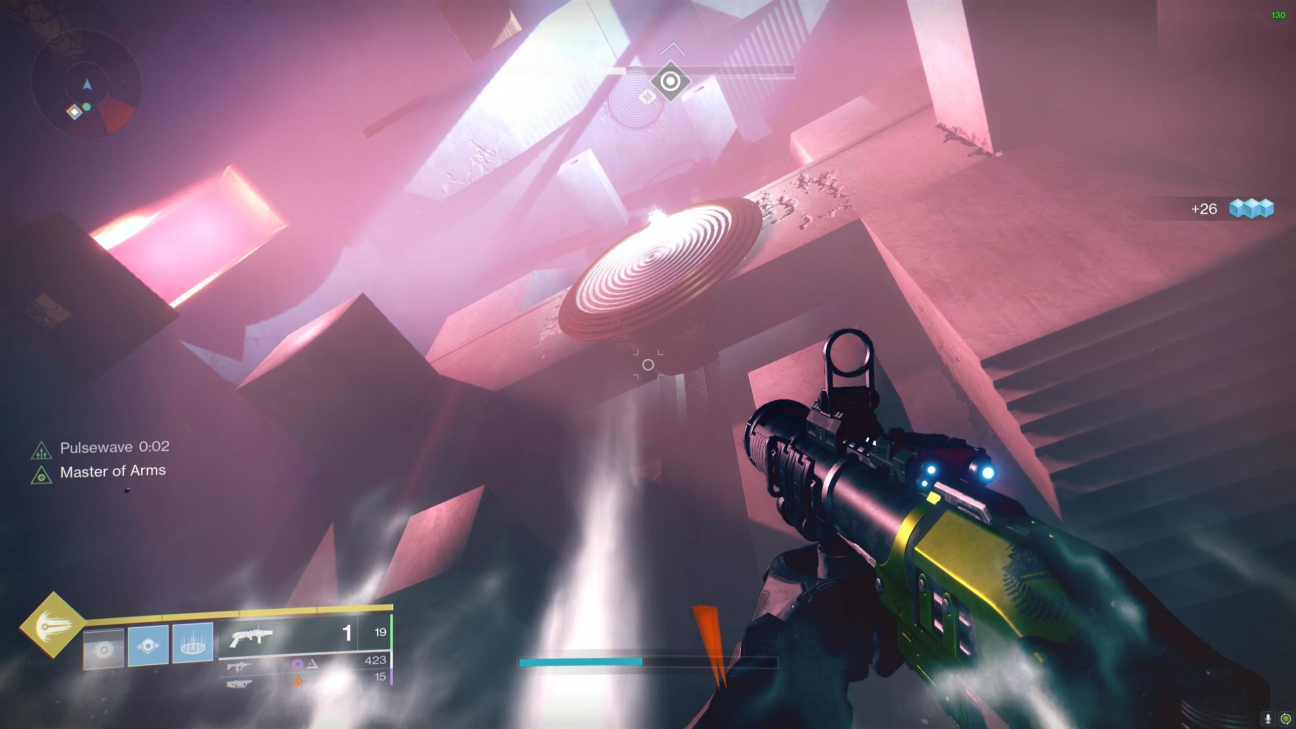 Destiny 2 Prophecy dungeon Hexahedron