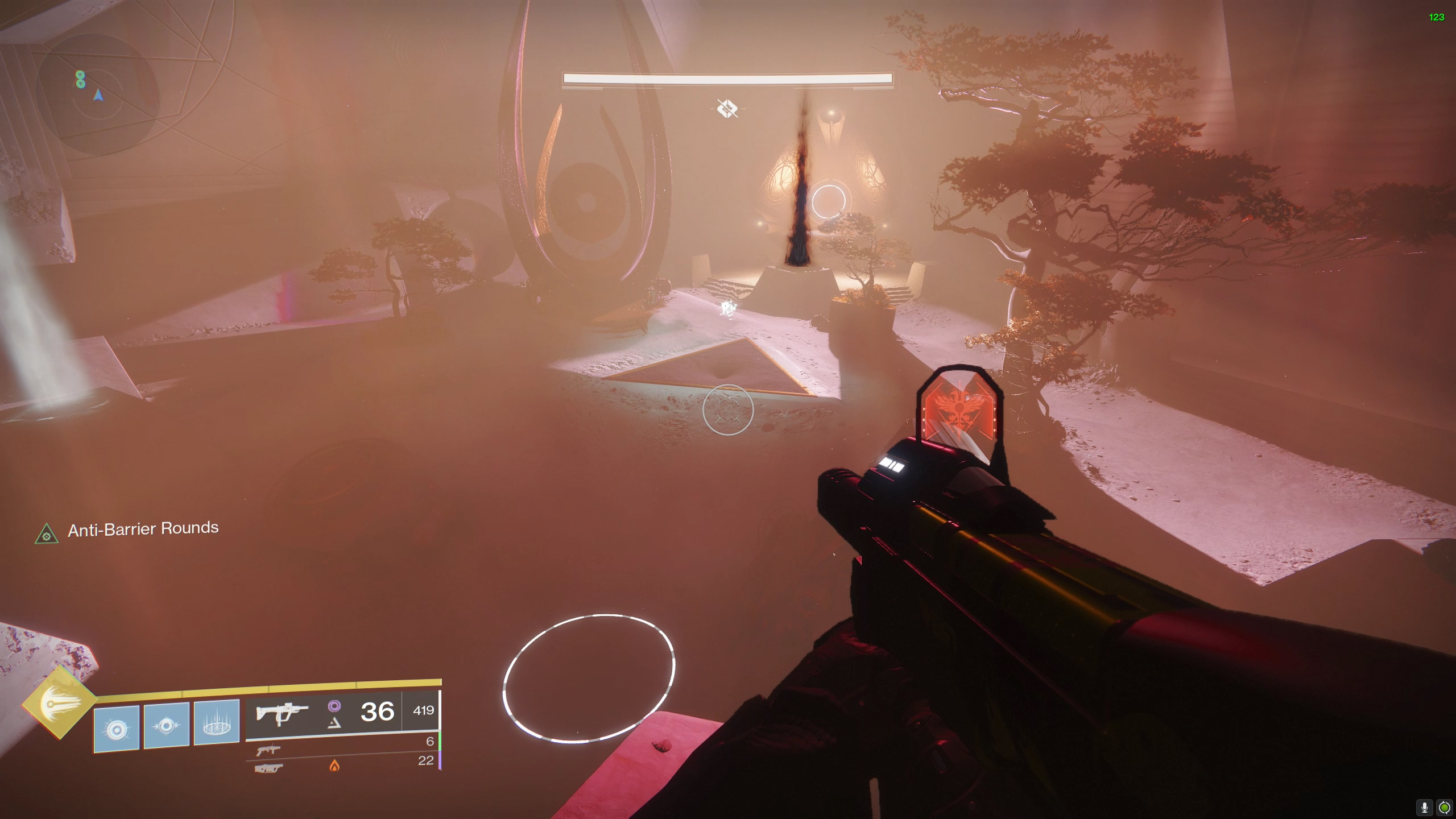 Destiny 2 Prophecy dungeon Kell Echo arena