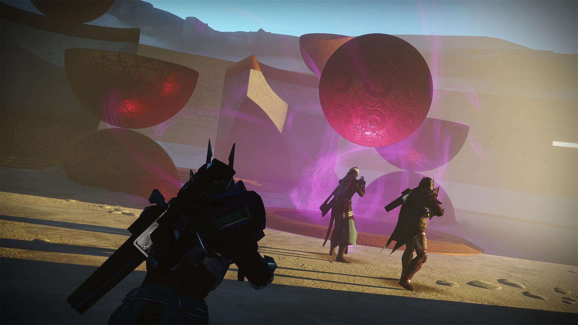 Destiny 2 Prophecy dungeon Phalanx Echo