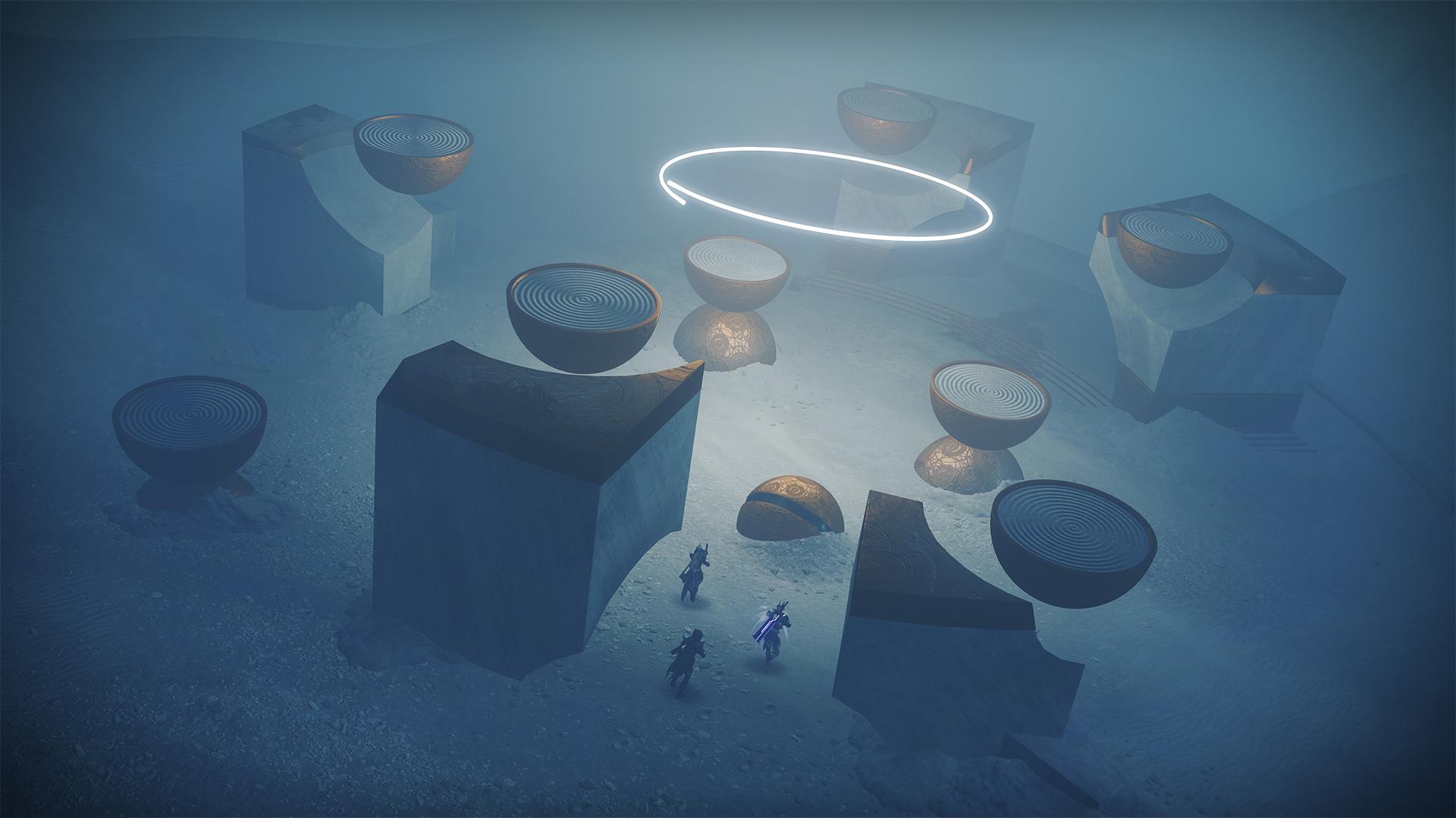 Destiny 2 Prophecy wasteland navigate the expanse