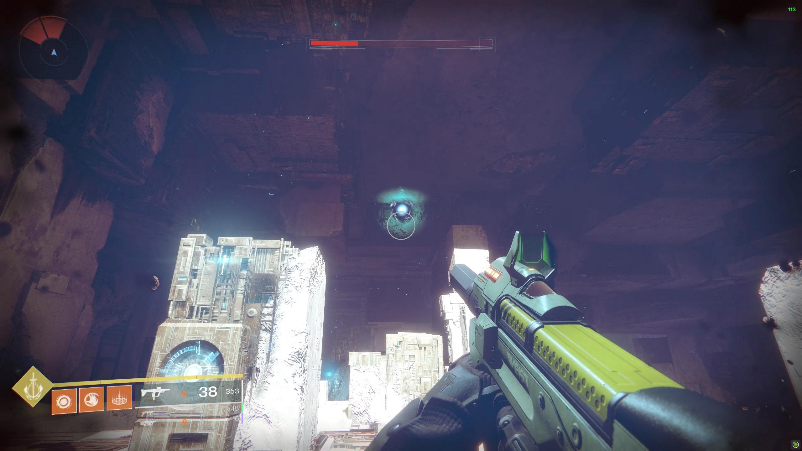 Destiny 2 Savanthuns Eyes Io Aphix Conduit