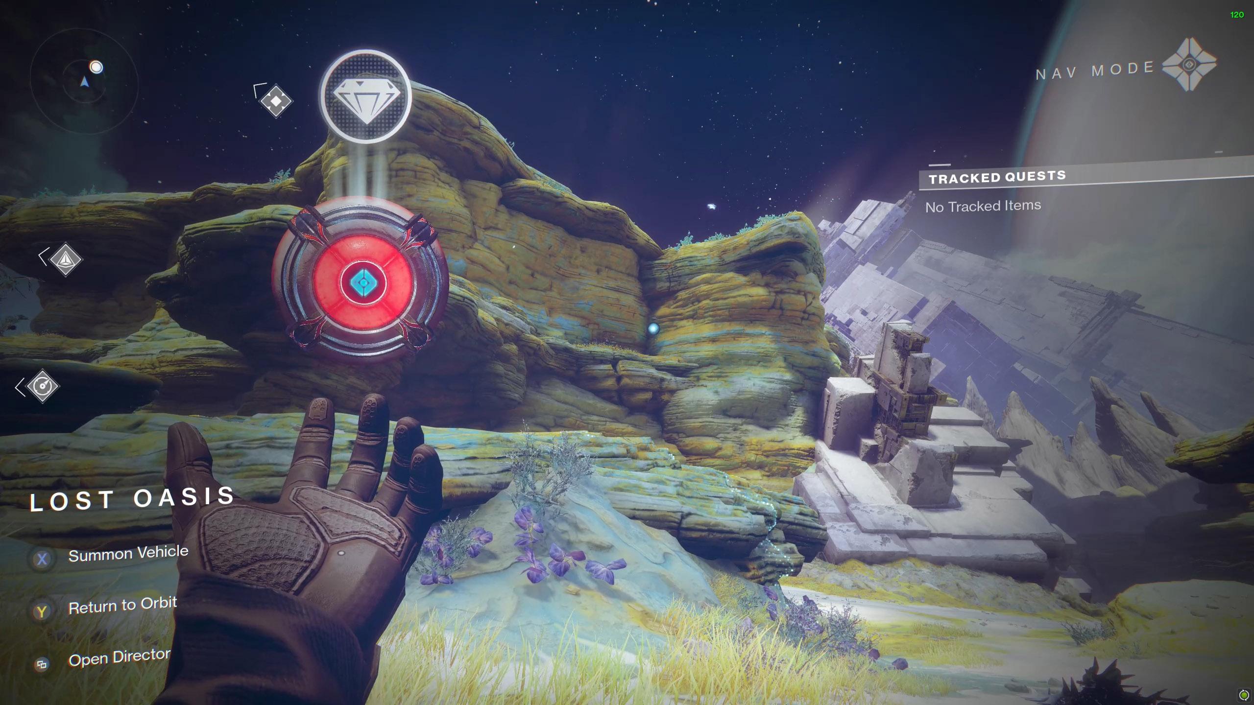 Destiny 2 Savanthuns Eyes Io Lost Oasis 1