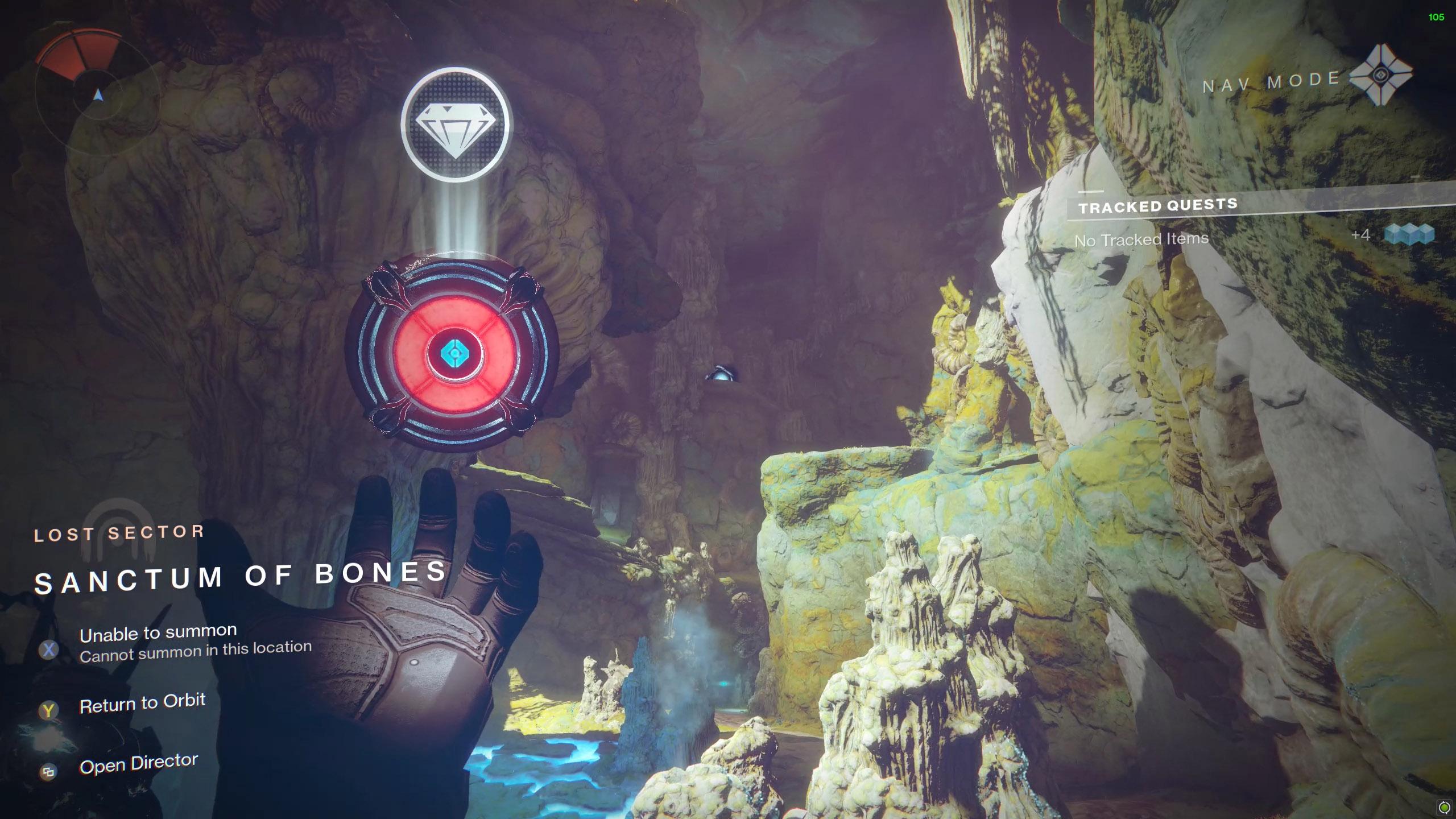 Destiny 2 Savanthuns Eyes Io Sanctum of Bones