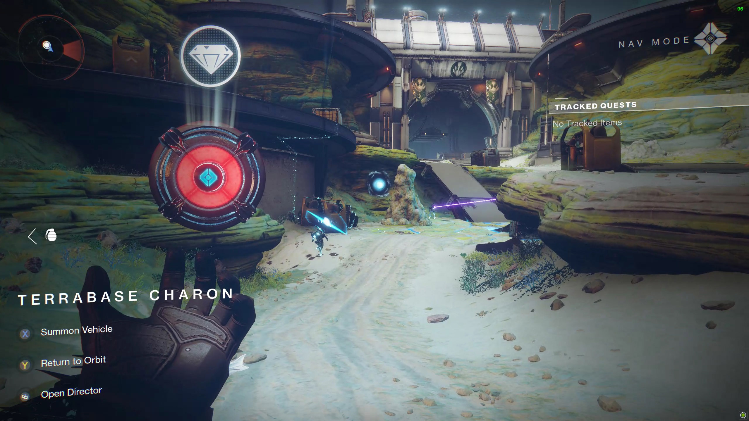 Destiny 2 Savanthuns Eyes Io Terrabase Charon