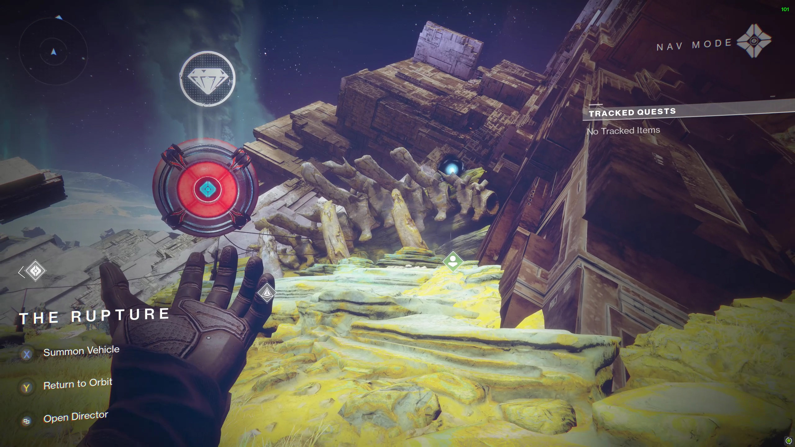 Destiny 2 Savanthuns Eyes Io The Rupture 1