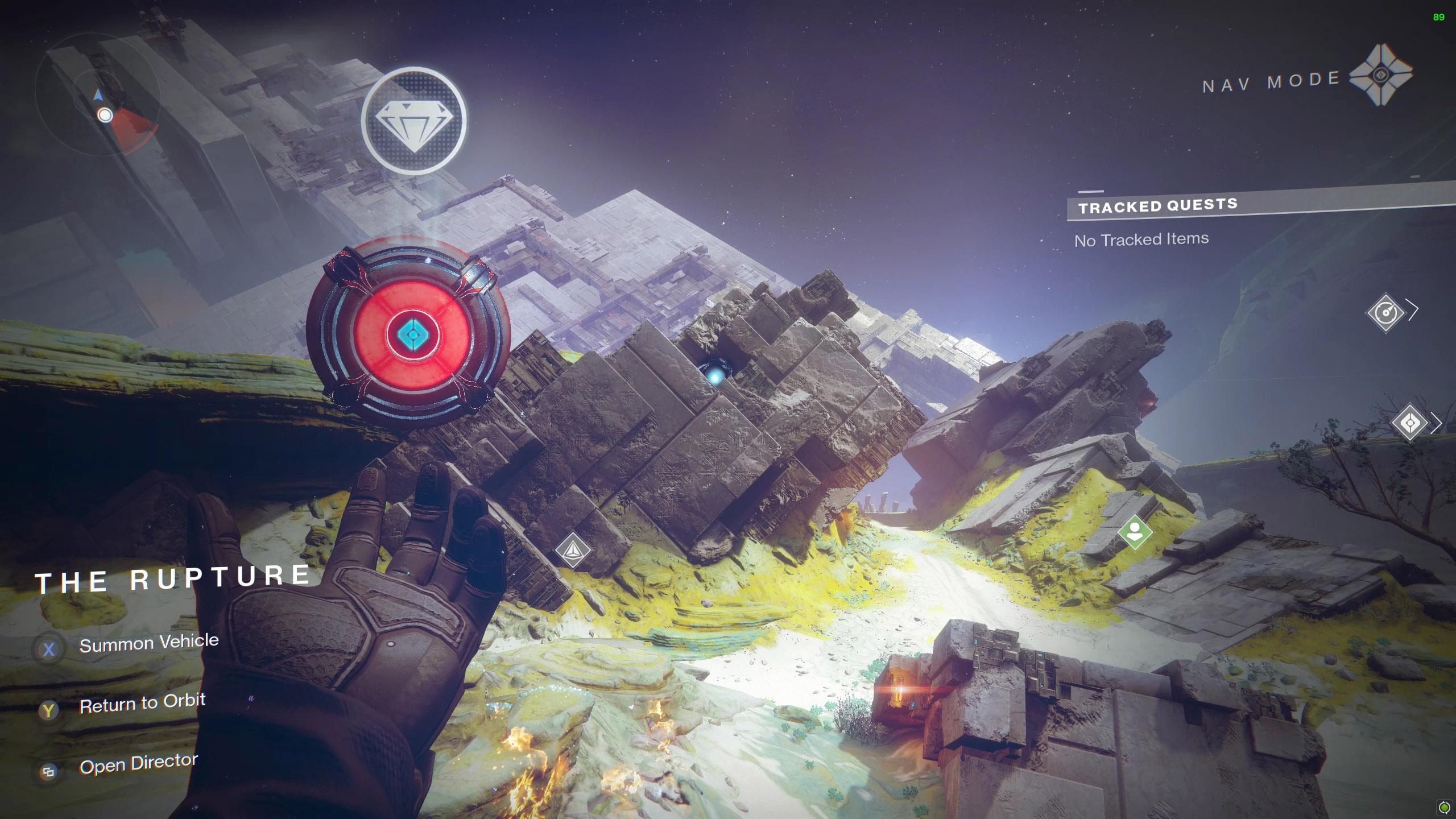 Destiny 2 Savanthuns Eyes Io The Rupture 2