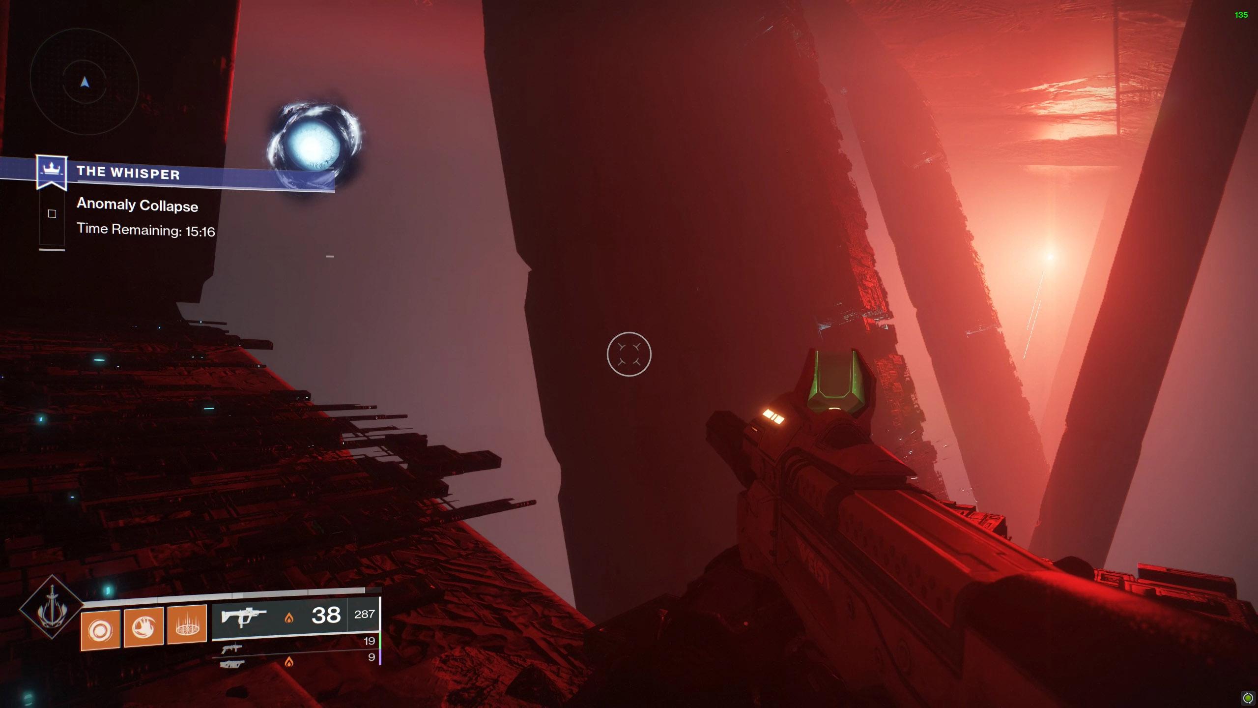 Destiny 2 Savathuns Eyes Io The Whisper 2