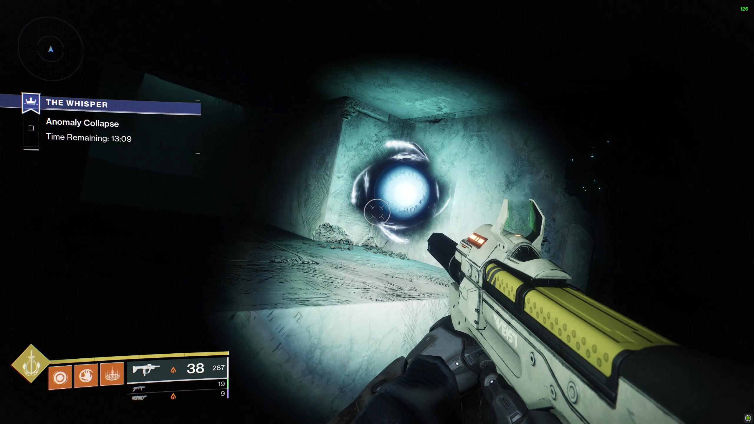 Destiny 2 Savathuns Eyes Io The Whisper 4