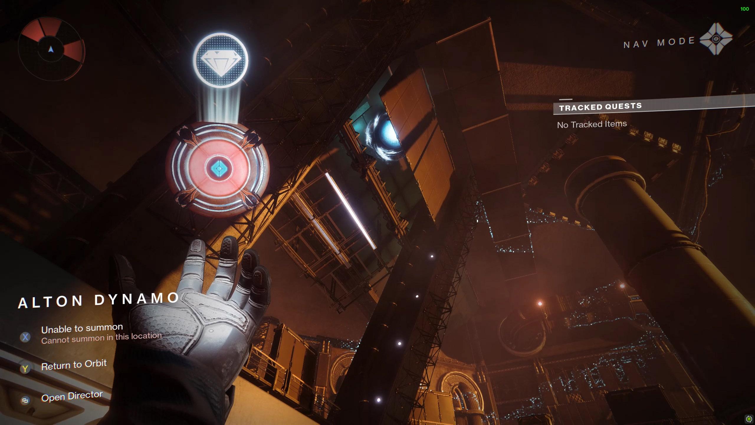 Destiny 2 Savathuns Eyes Mars Alton Dynamo