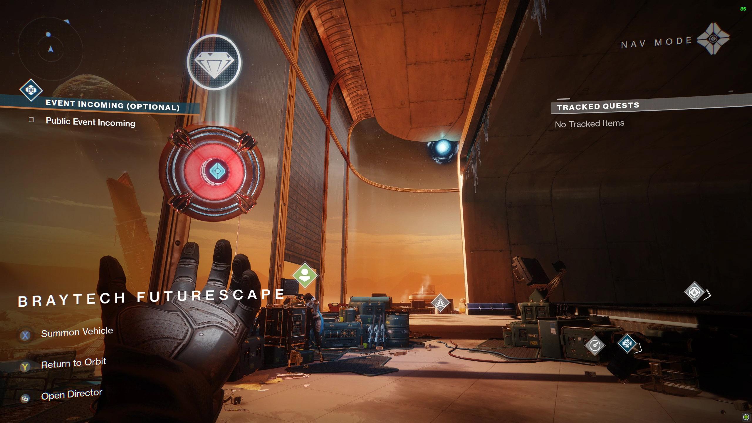 Destiny 2 Savathuns Eyes Mars Braytech Futurescape 2