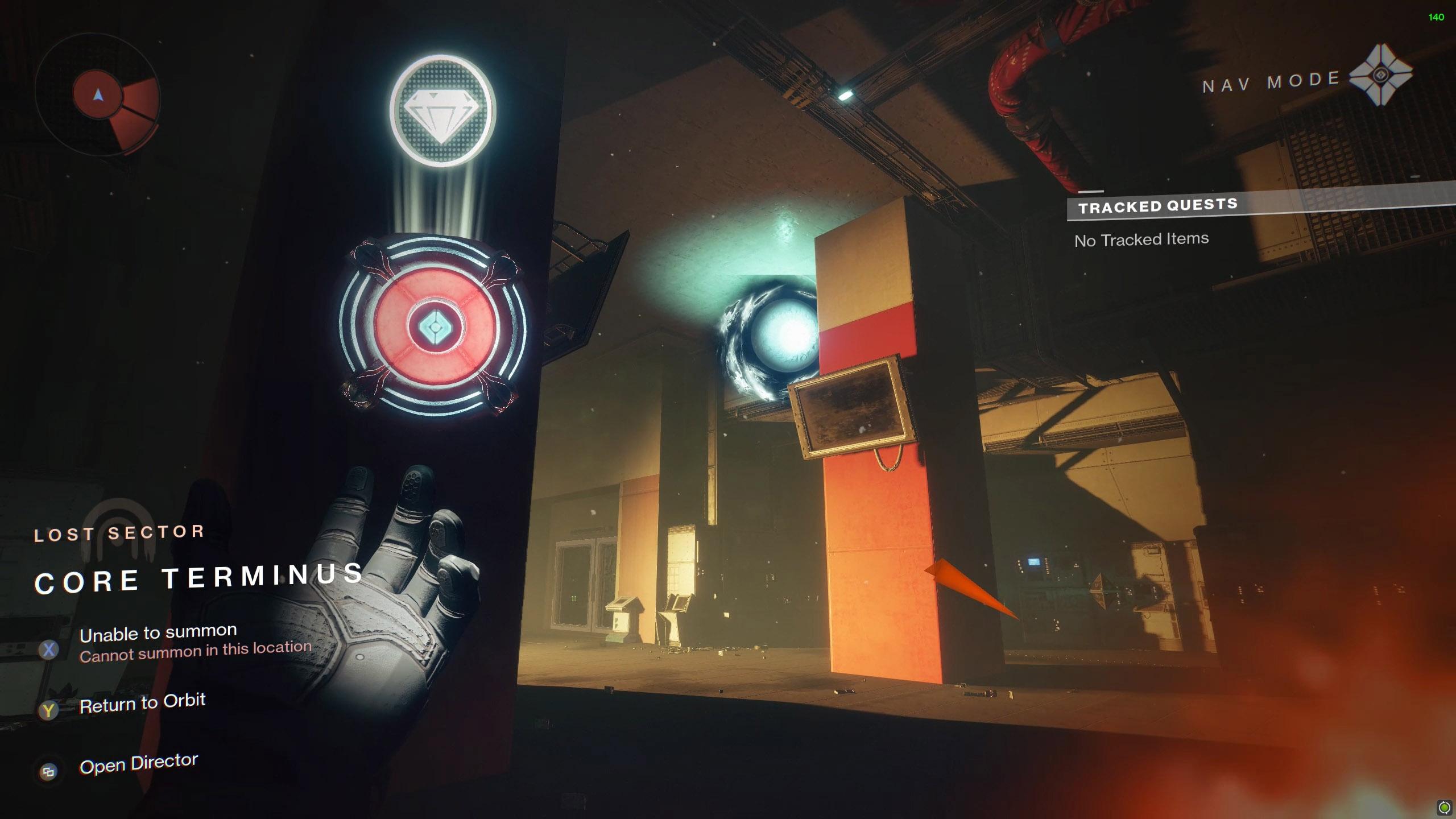 Destiny 2 Savathuns Eyes Mars Core Terminus