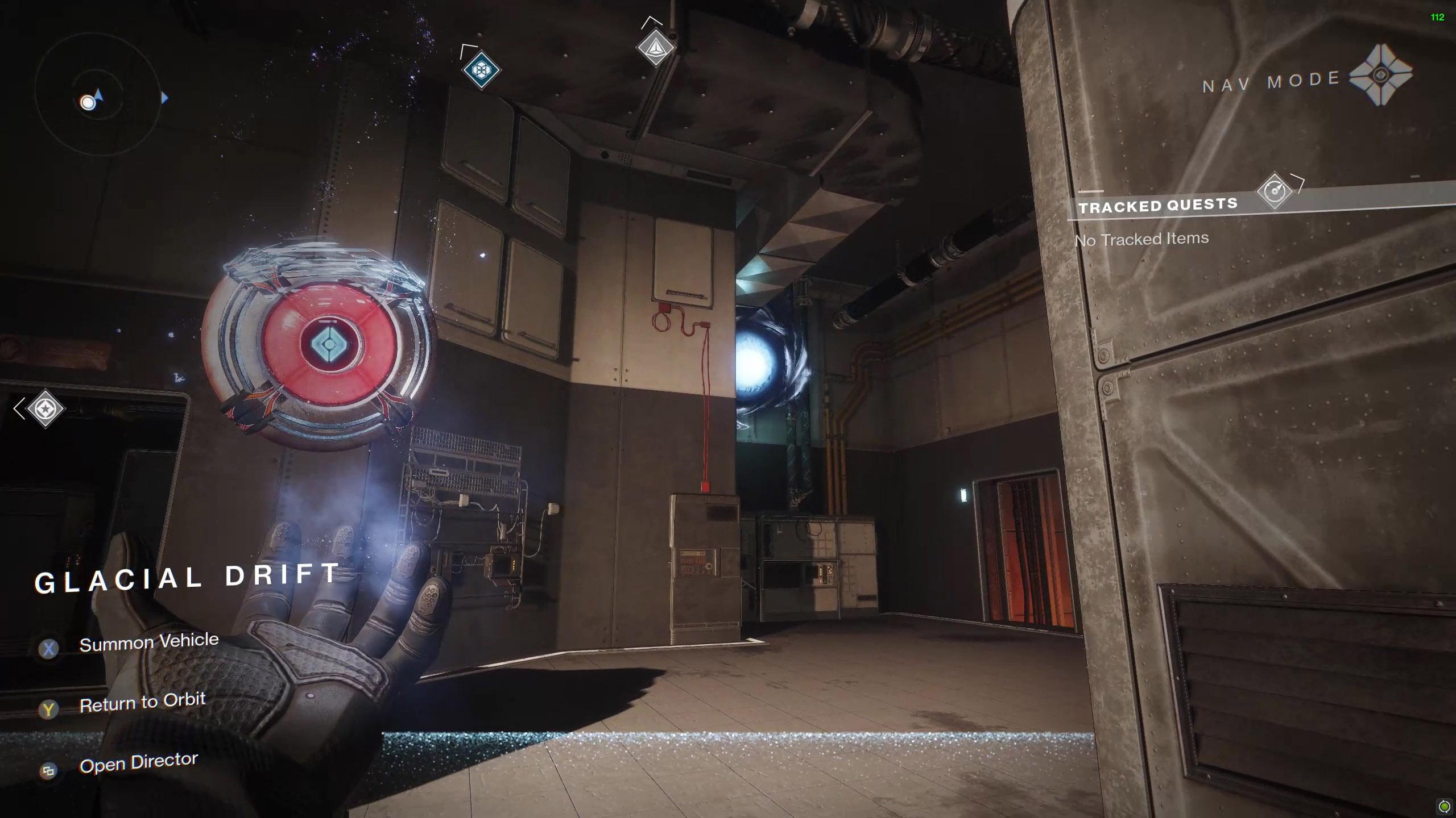 Destiny 2 Savathuns Eyes Mars Glacial Drift 2