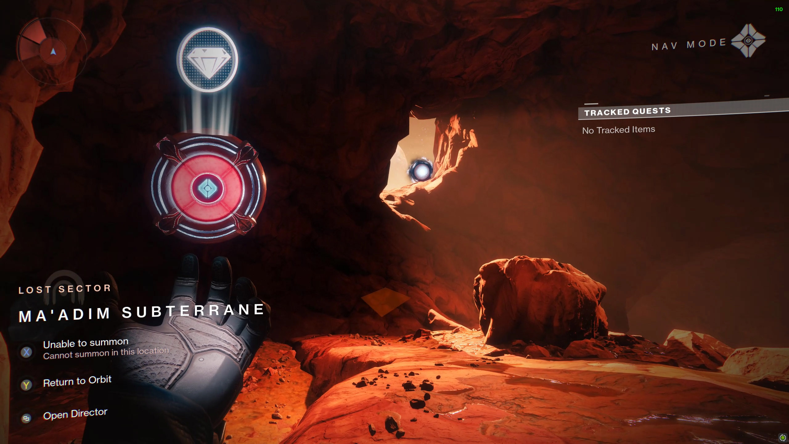 Destiny 2 Savathuns Eyes Mars Ma'adim Subterrane