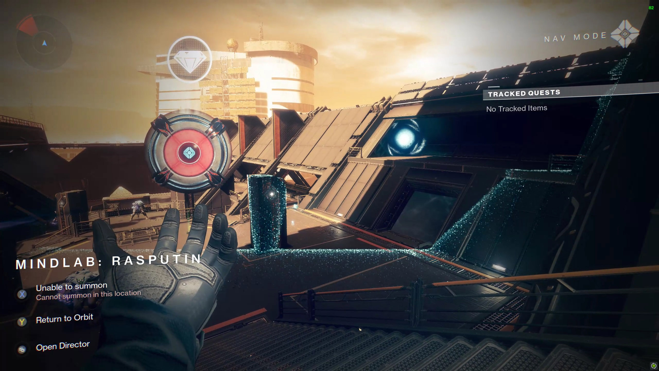 Destiny 2 Savathuns Eyes Mars Mindlab Rasputin