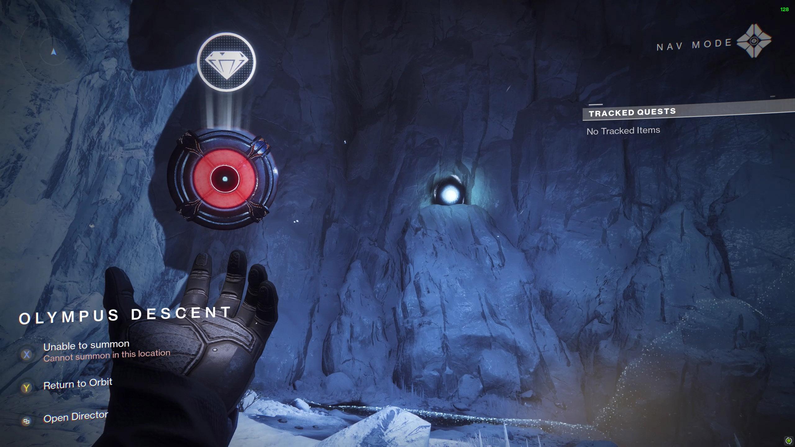 Destiny 2 Savathuns Eyes Mars Olympus Descent