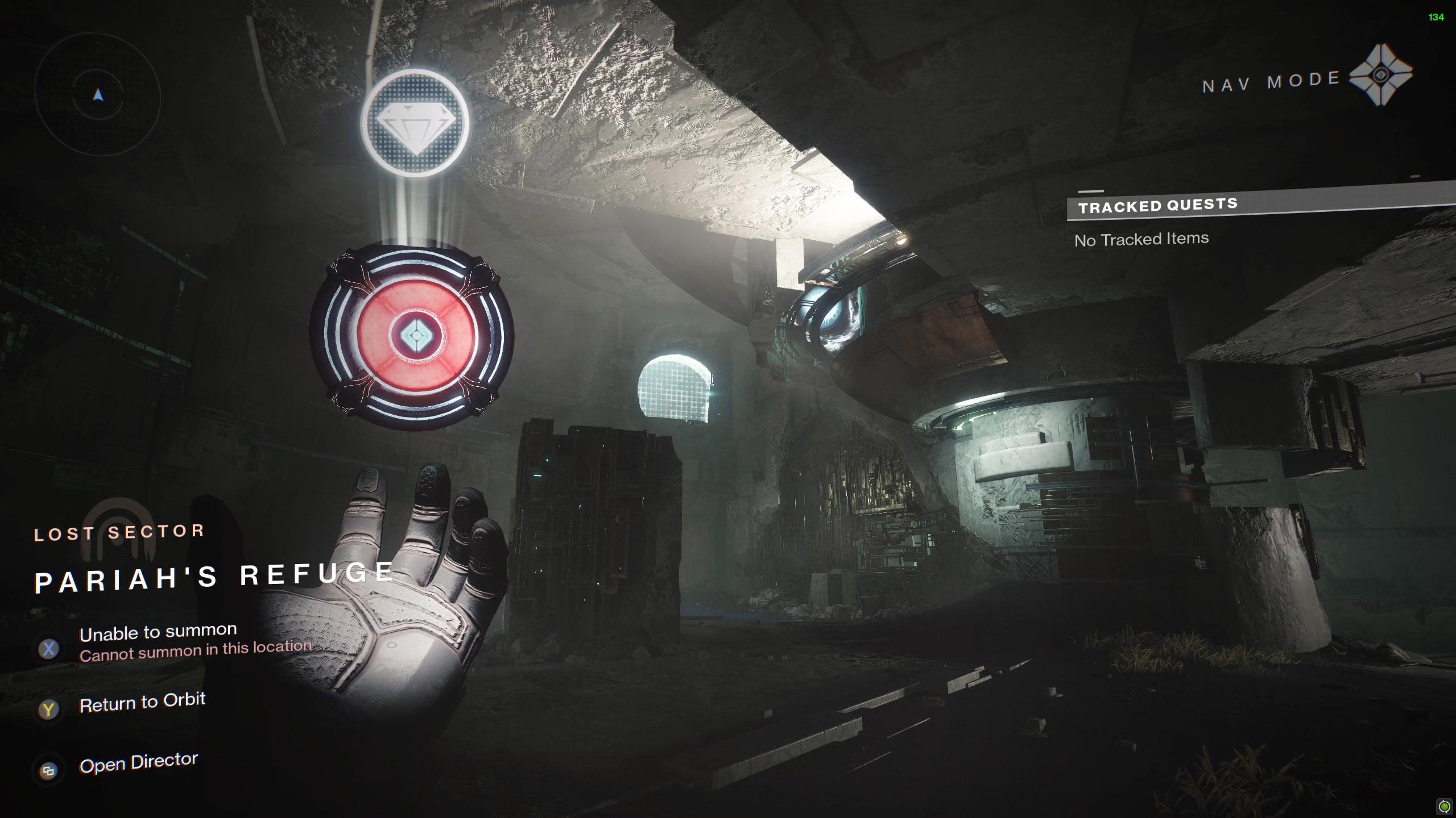 Destiny 2 Savathuns Eyes Mercury Pariah's Refuge 1