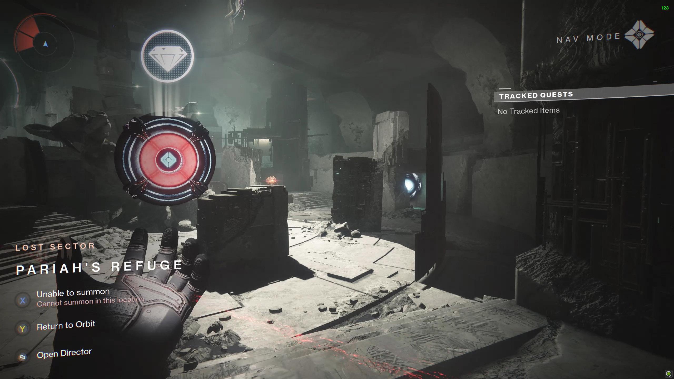 Destiny 2 Savathuns Eyes Mercury Pariah's Refuge 2