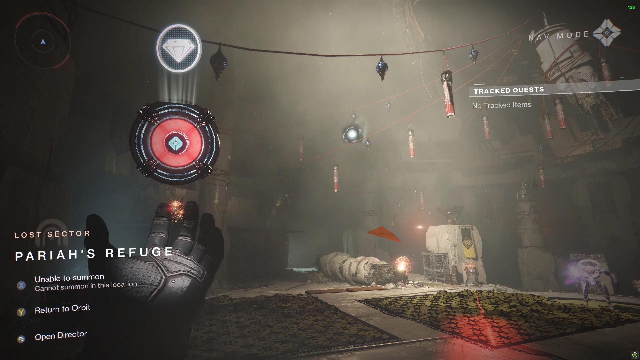 Destiny 2 Savathuns Eyes Mercury Pariah's Refuge 3