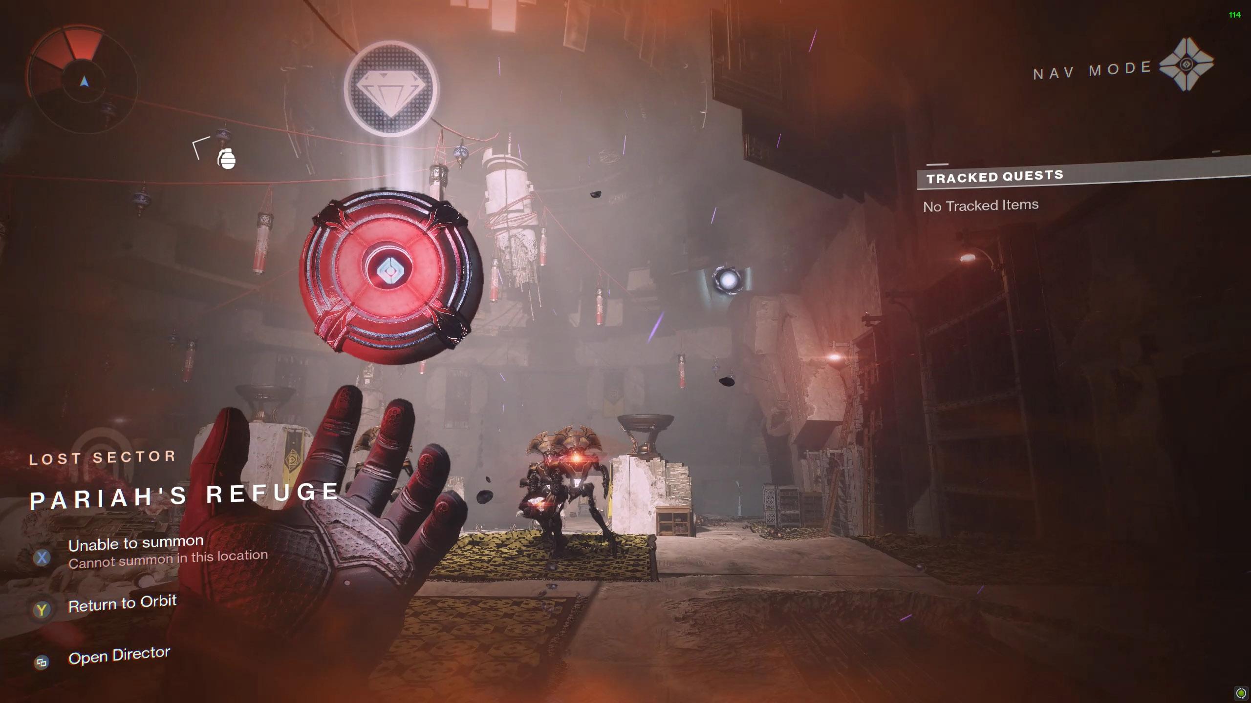 Destiny 2 Savathuns Eyes Mercury Pariah's Refuge 4