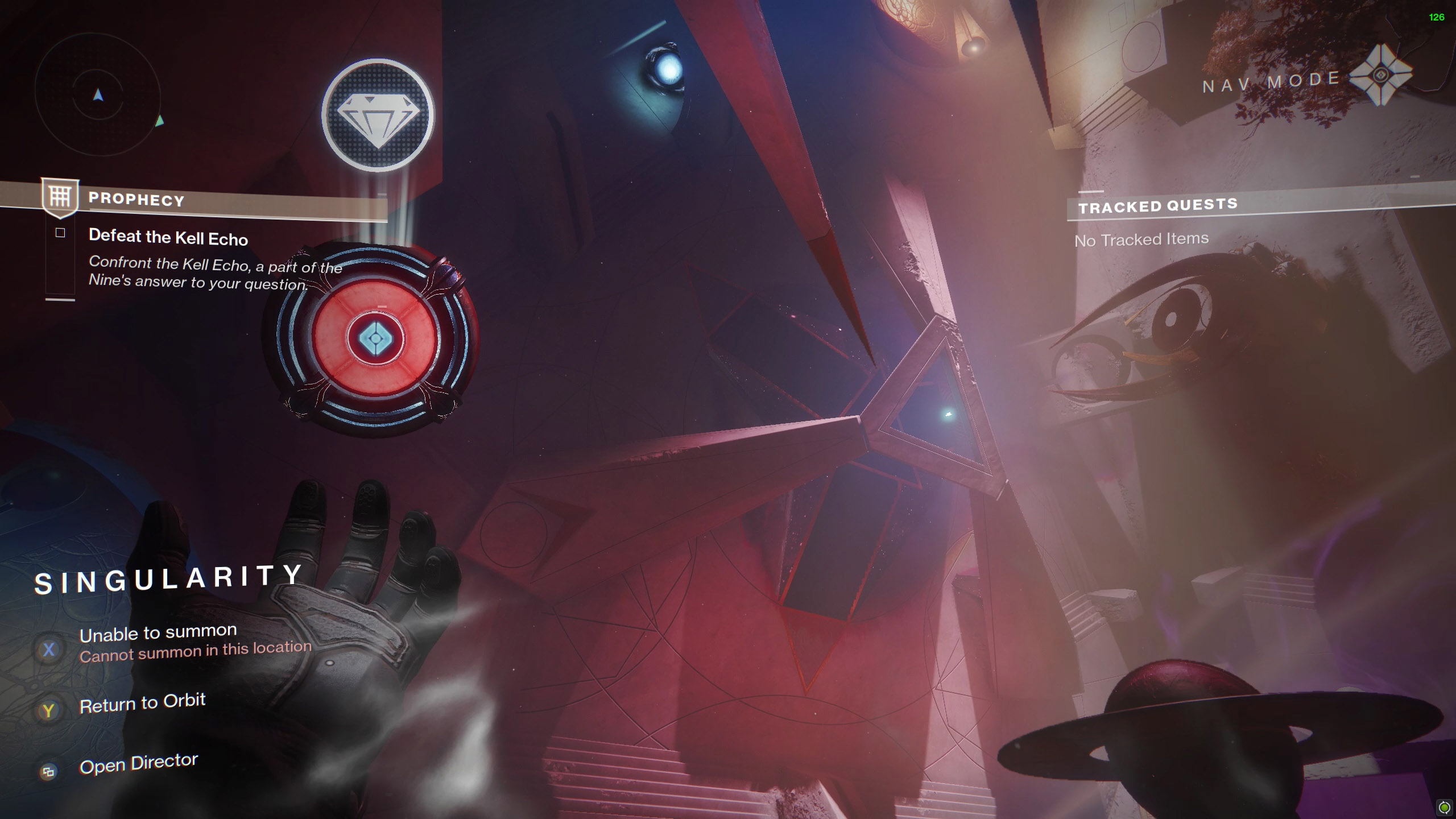 Destiny 2 Savathuns Eyes Prophecy 5