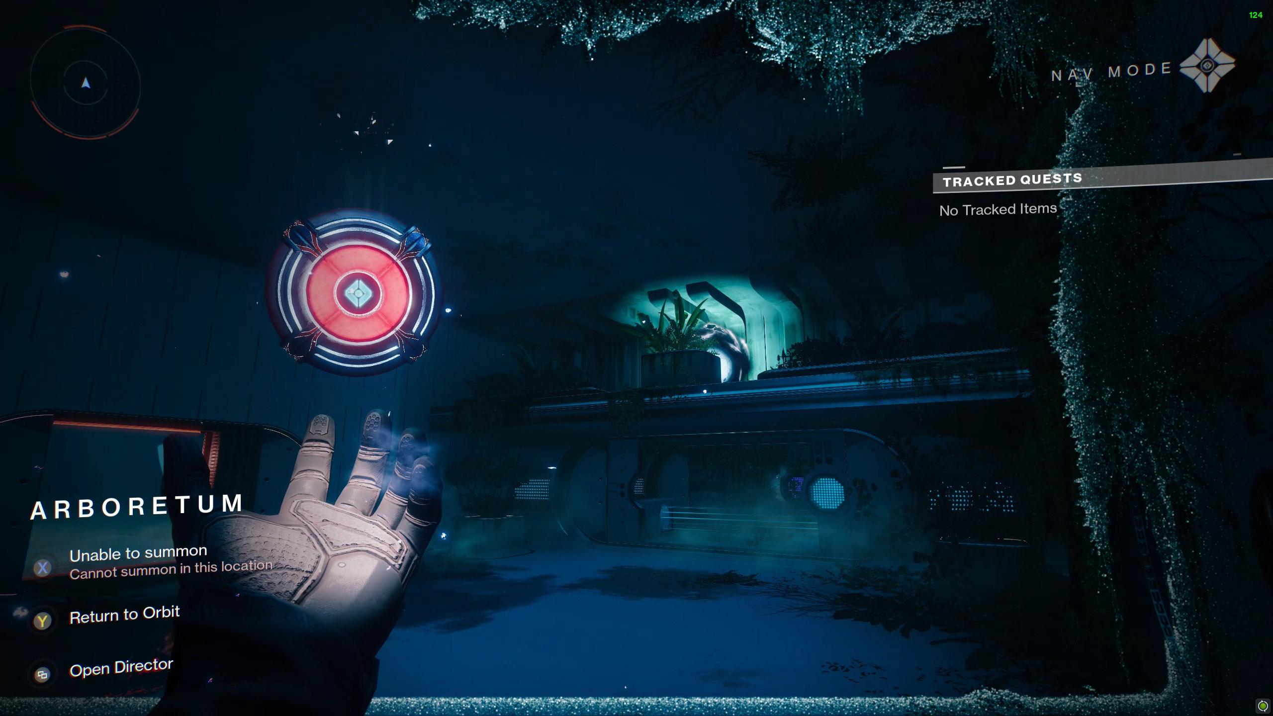Destiny 2 Savathuns Eyes Titan Arboretum