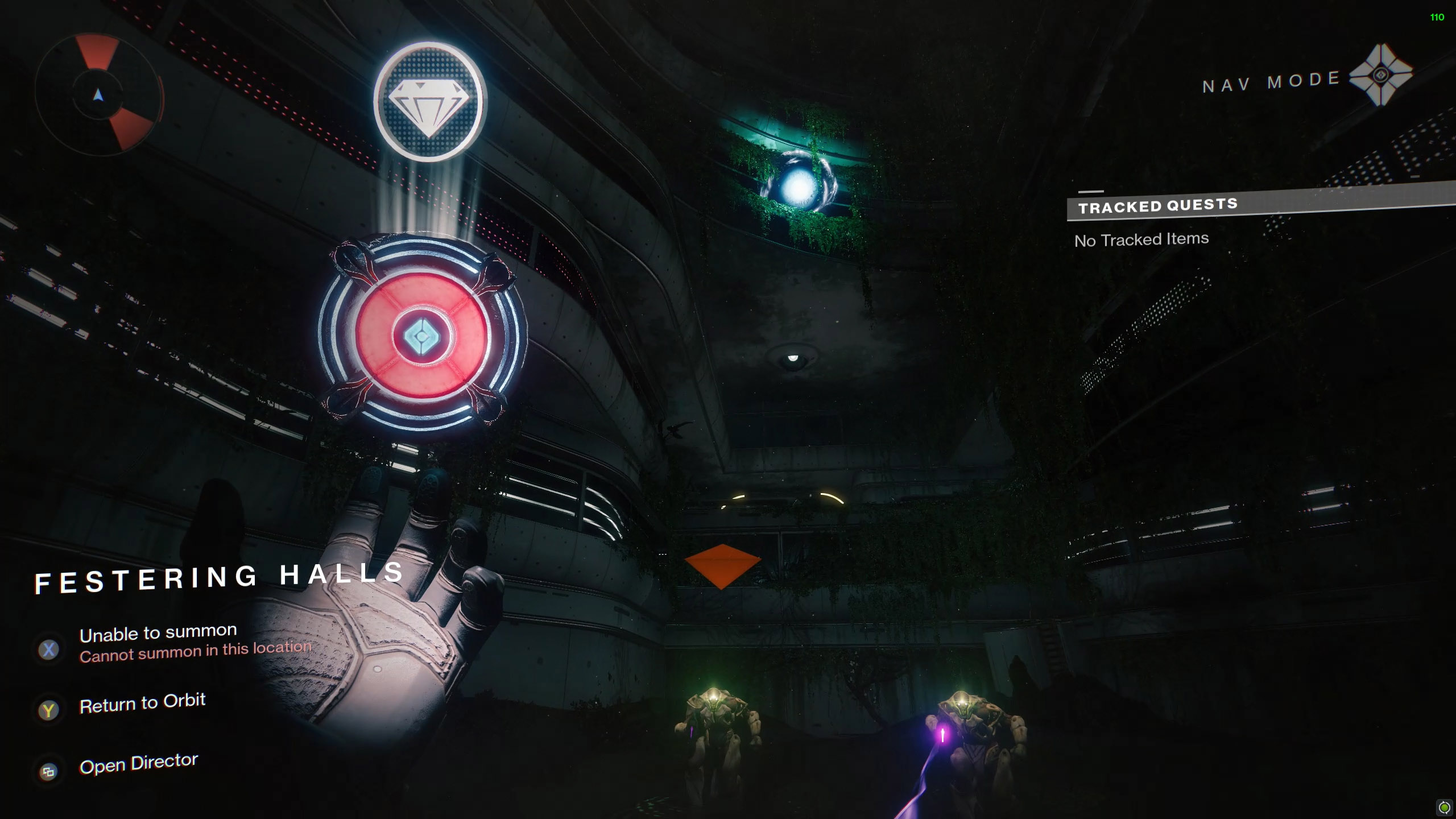 Destiny 2 Savanthuns Eyes Titan Festering Halls