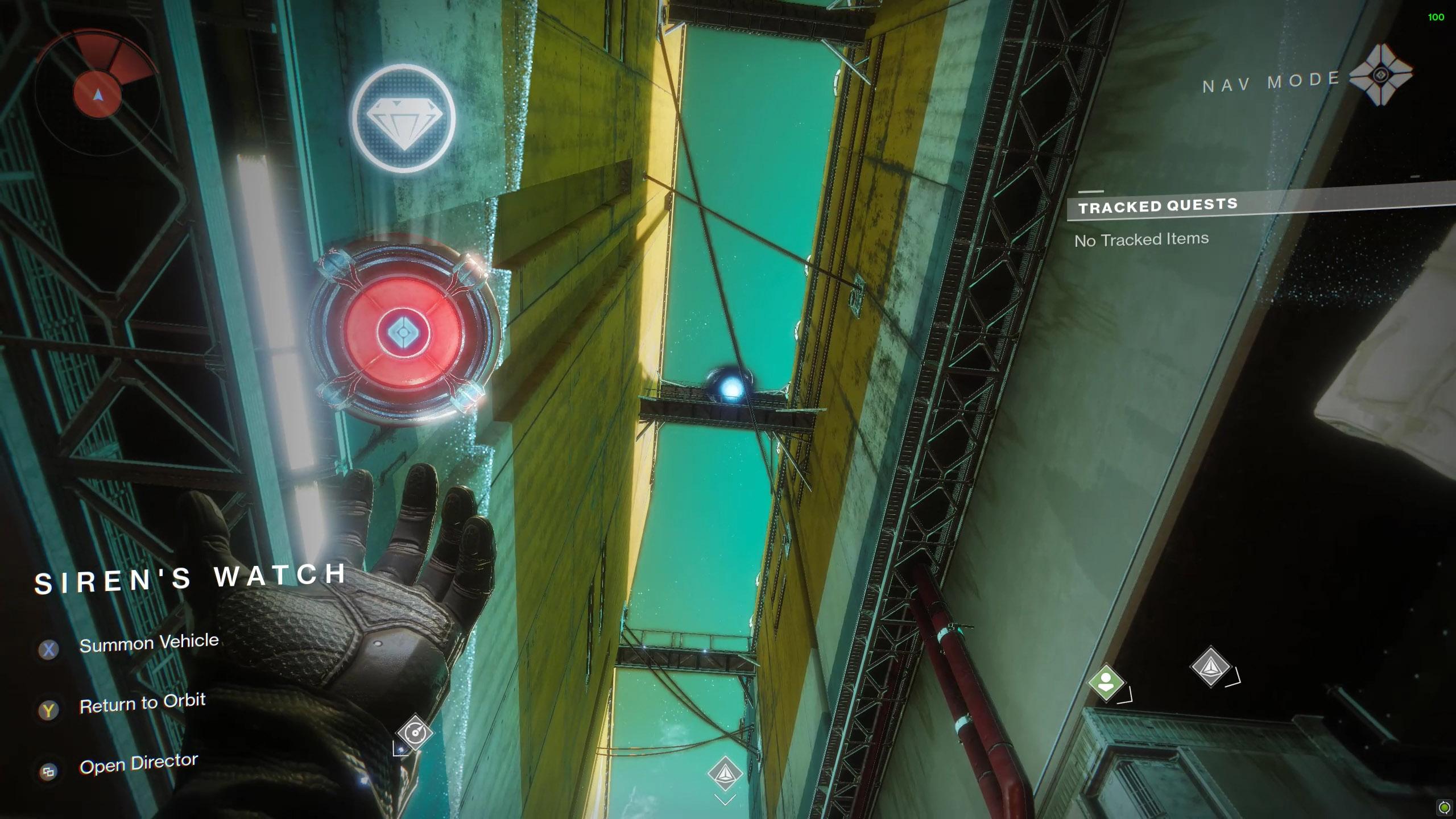 Destiny 2 Savathuns Eyes Titan Siren's Watch 2