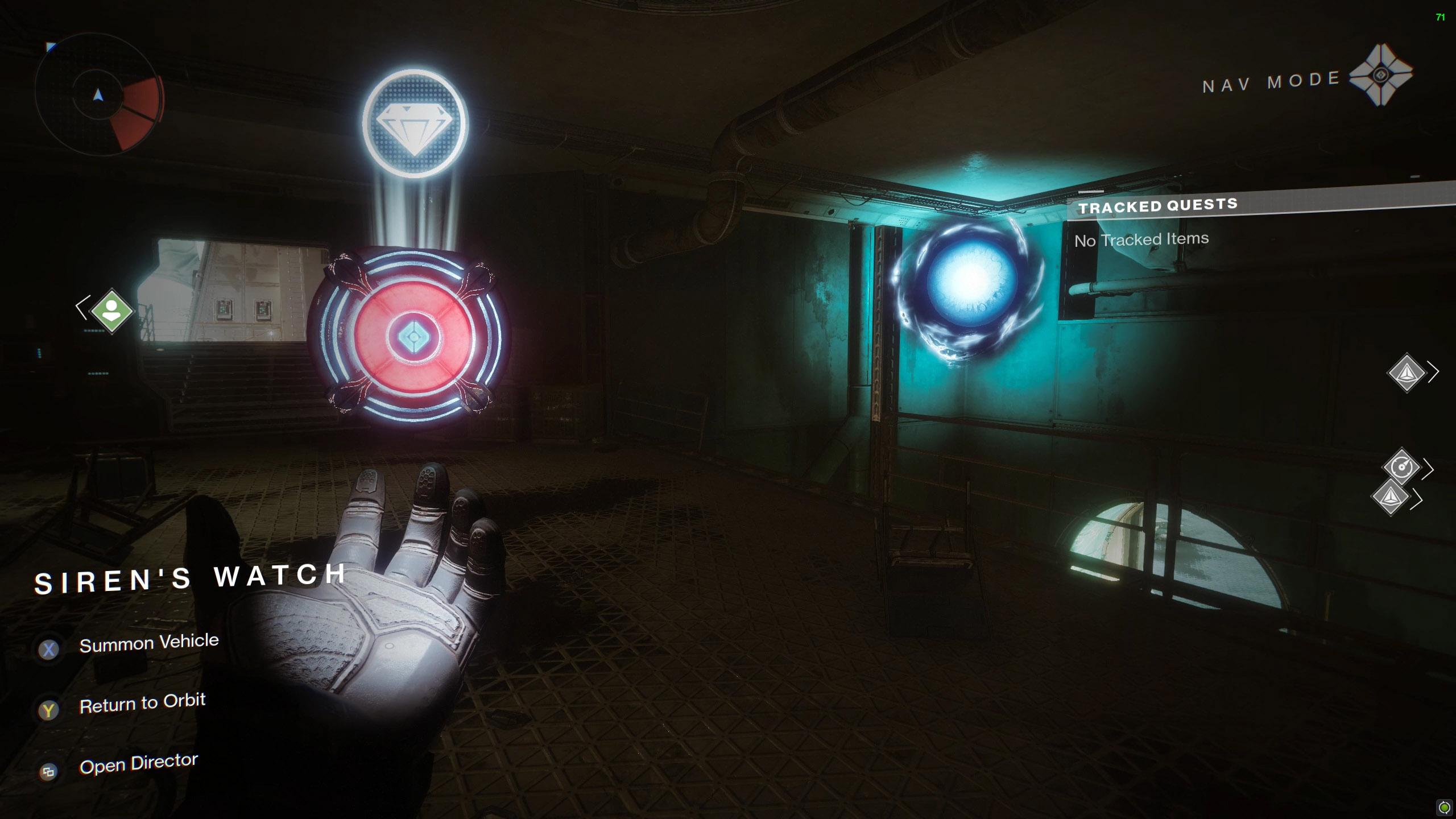 Destiny 2 Savathuns Eyes Titan Siren's Watch 1