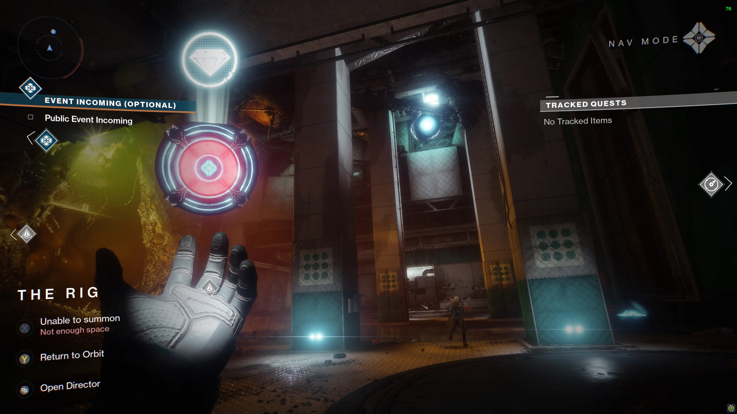 Destiny 2 Savanthuns Eyes Titan The Rig 1