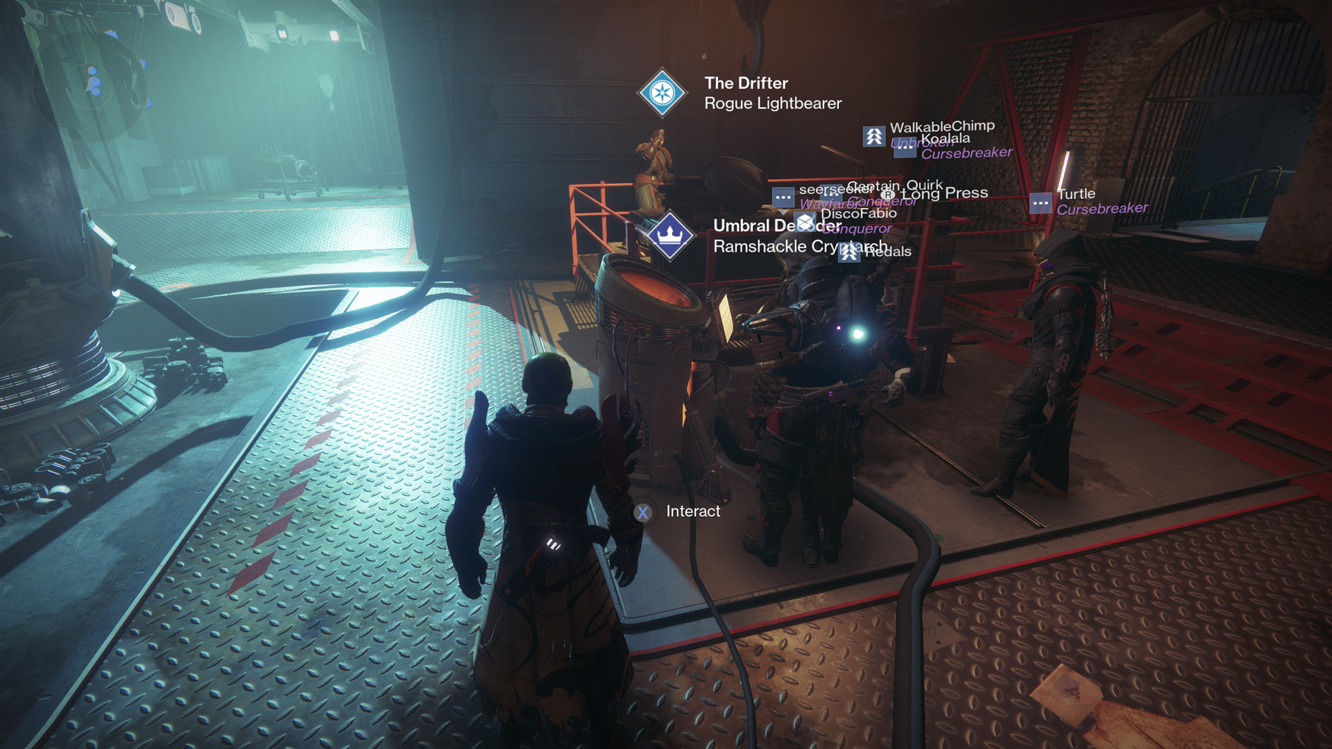 destiny 2 season of arrivals in the face of darkness umbral decryption