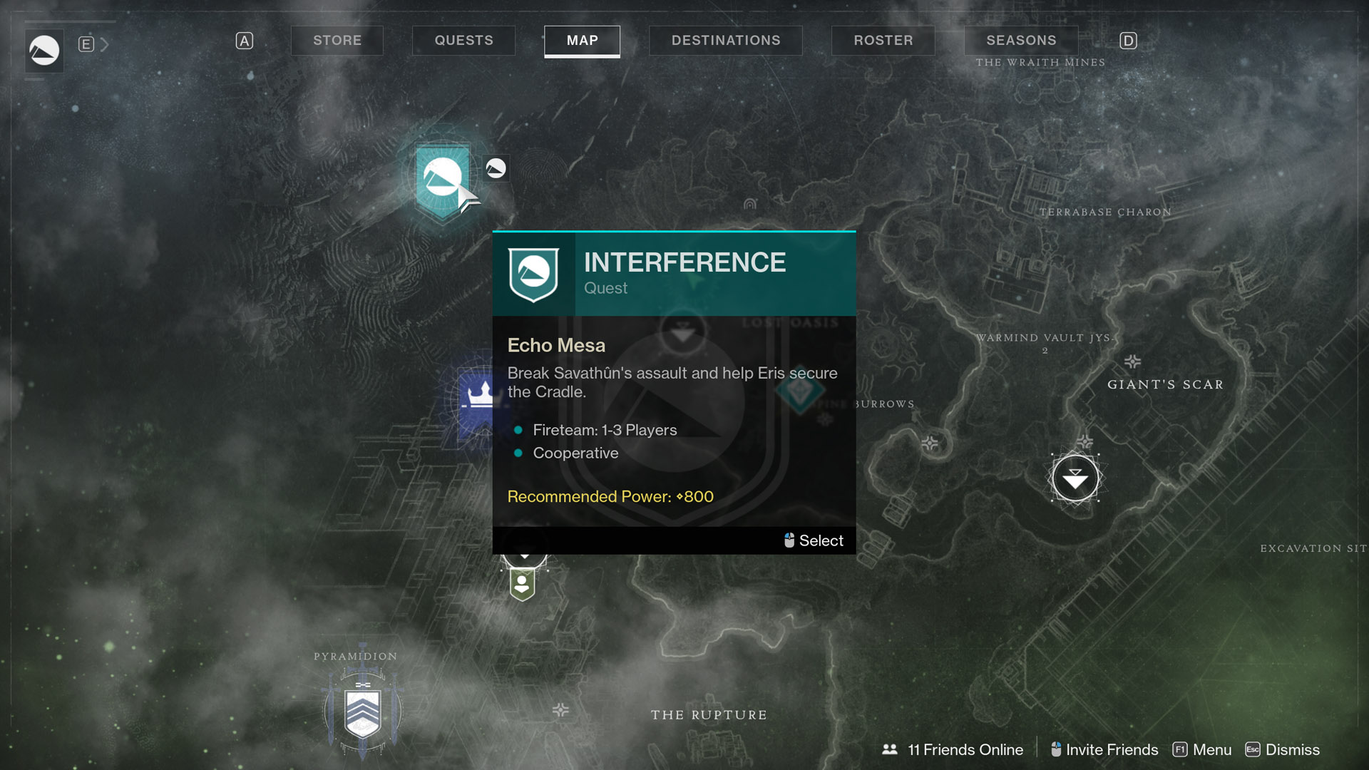 destiny 2 season of arrivals Means to an End Perseverance Interference