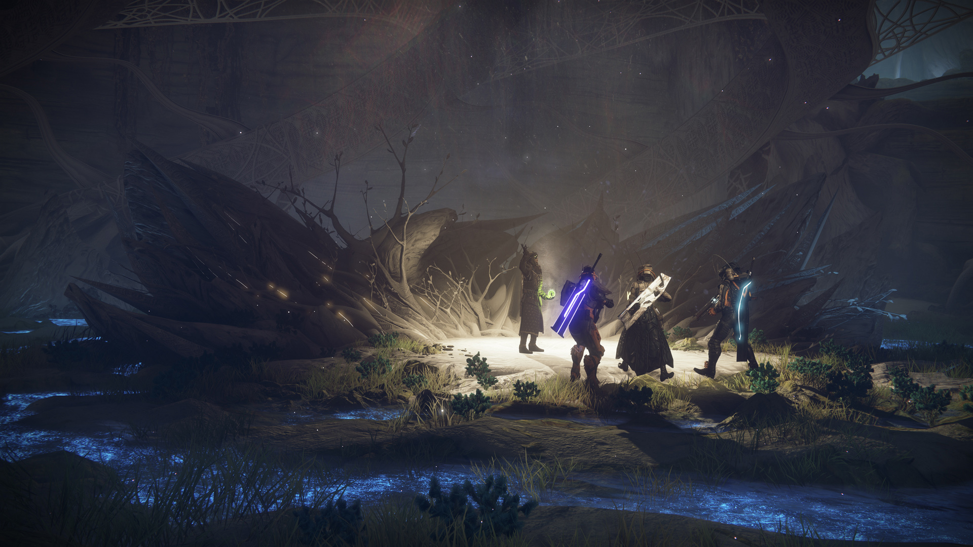 destiny 2 season of arrivals campaign walkthrough in the face of darkness