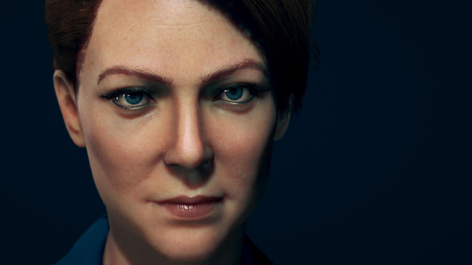 Hitman 3 voice actors - Jane Perry voices Diana Burnwood