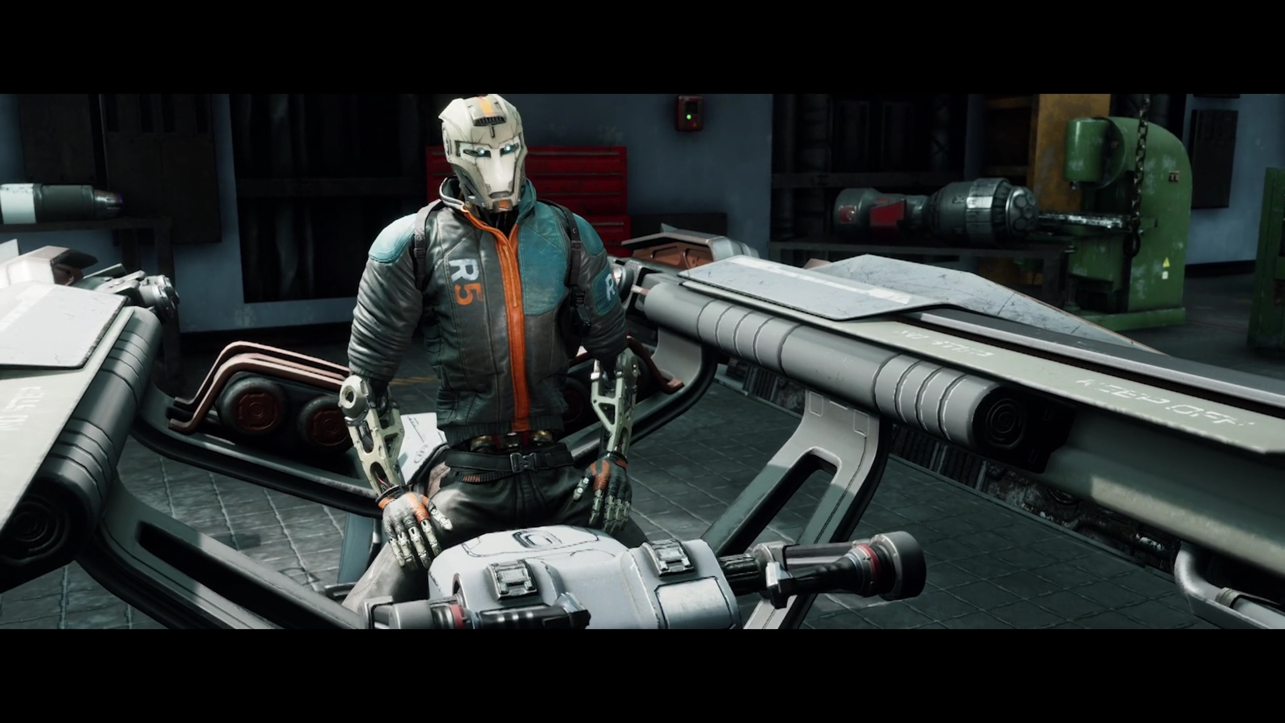 disintegration review gravcycle