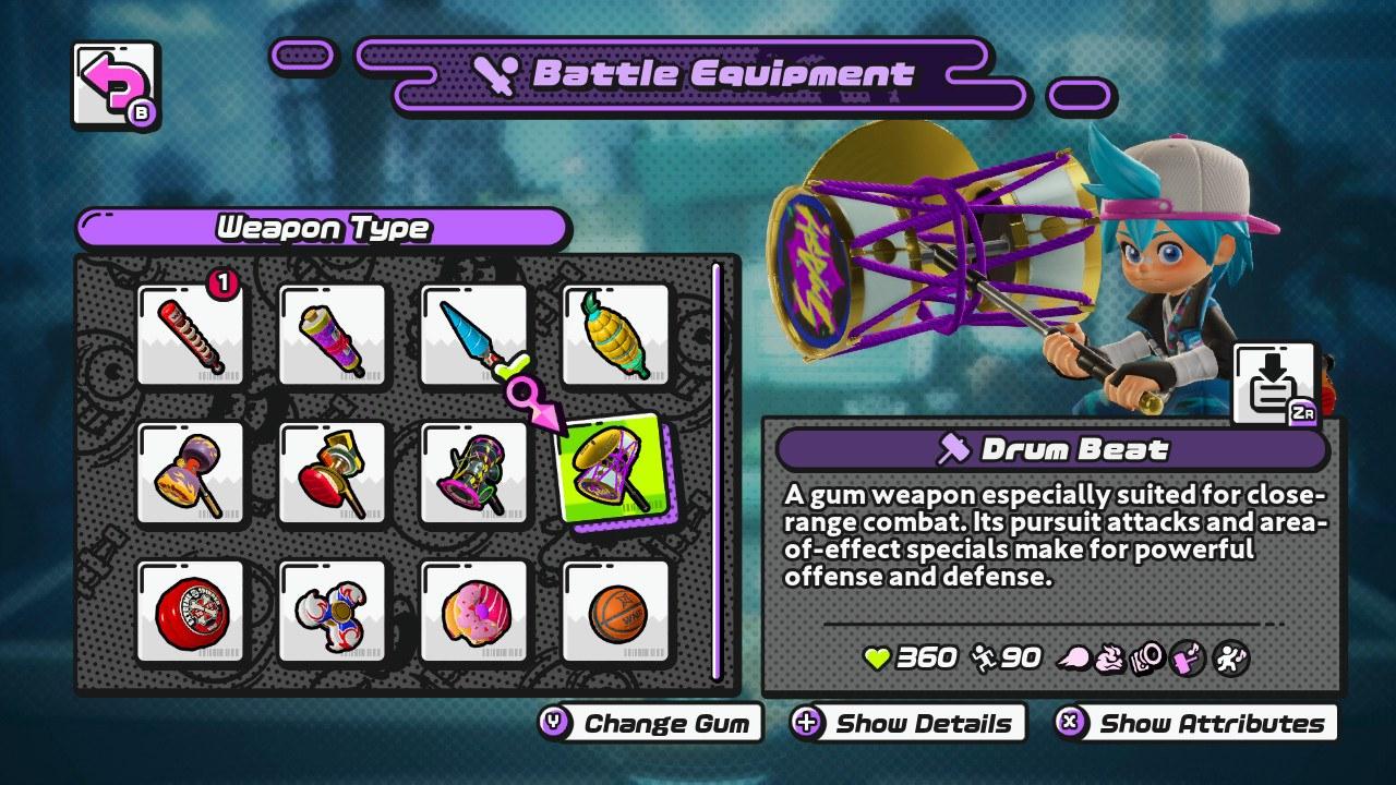 Best weapon - Drum Beat - Ninjala