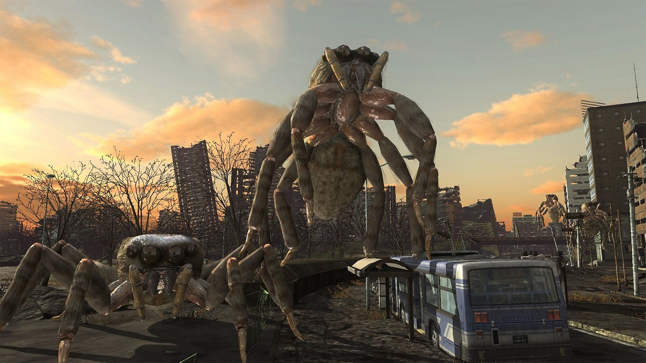 The spiders, ants, and hornets of Earth Defense Force 6 are looking as scary as giant insects destroying the planet ought to be. Our hopes are high for a western release.
