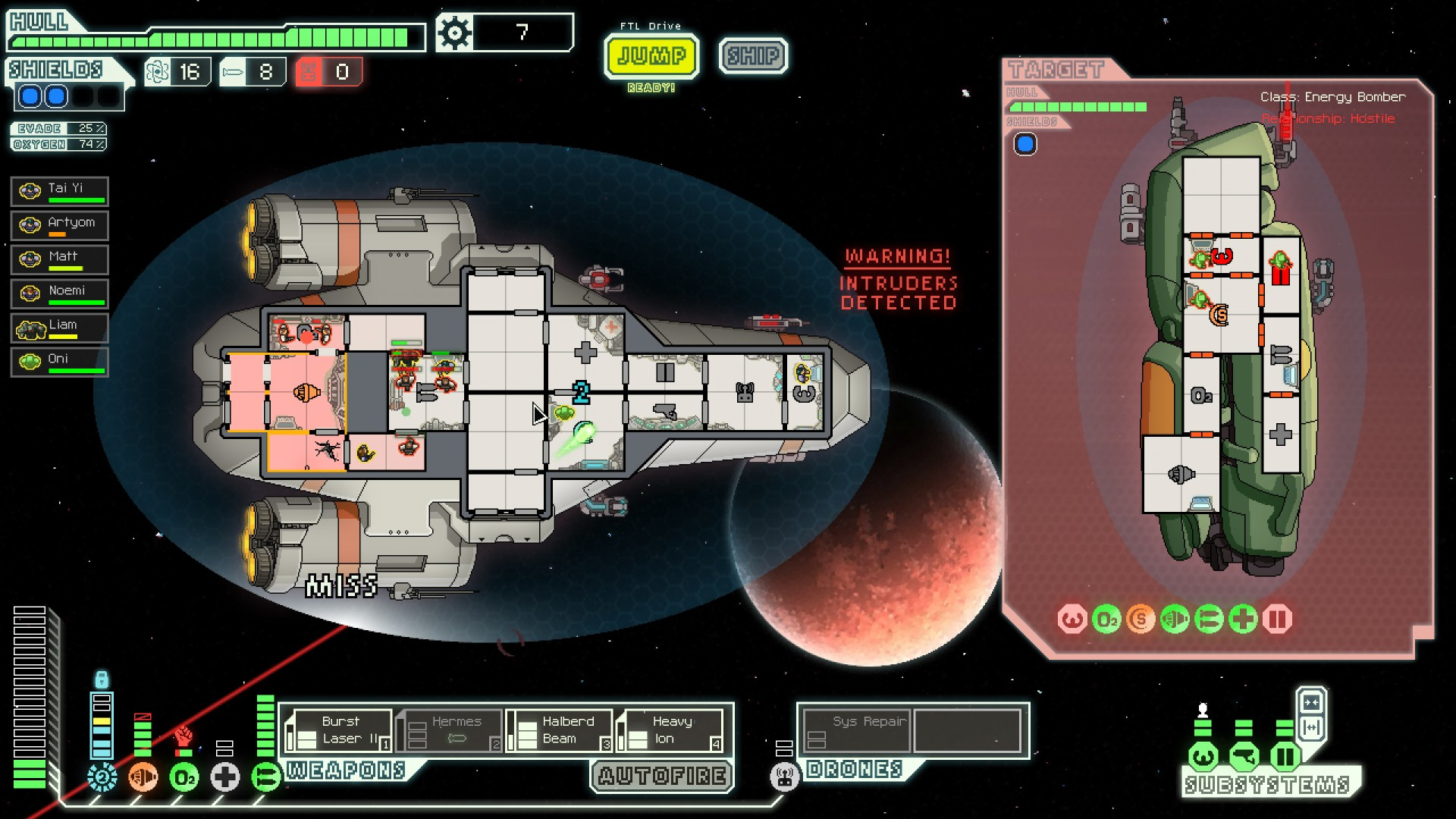 FTL: Advanced Edition