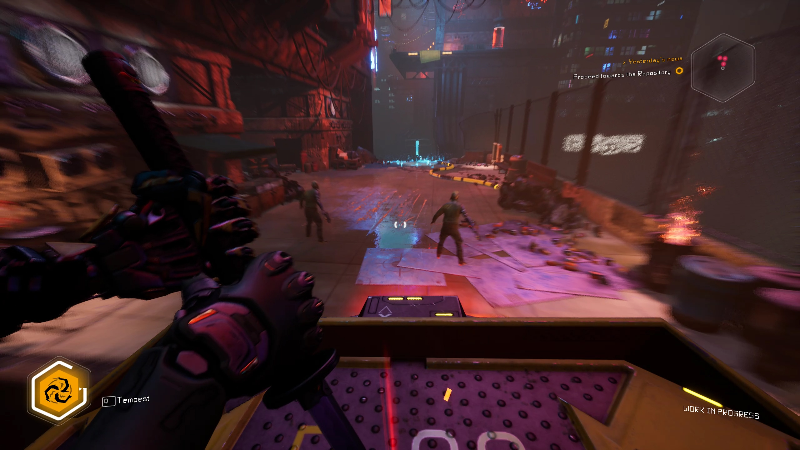 Ghostrunner hands-on preview: Neuromancer meets Hotline Miami | Shacknews