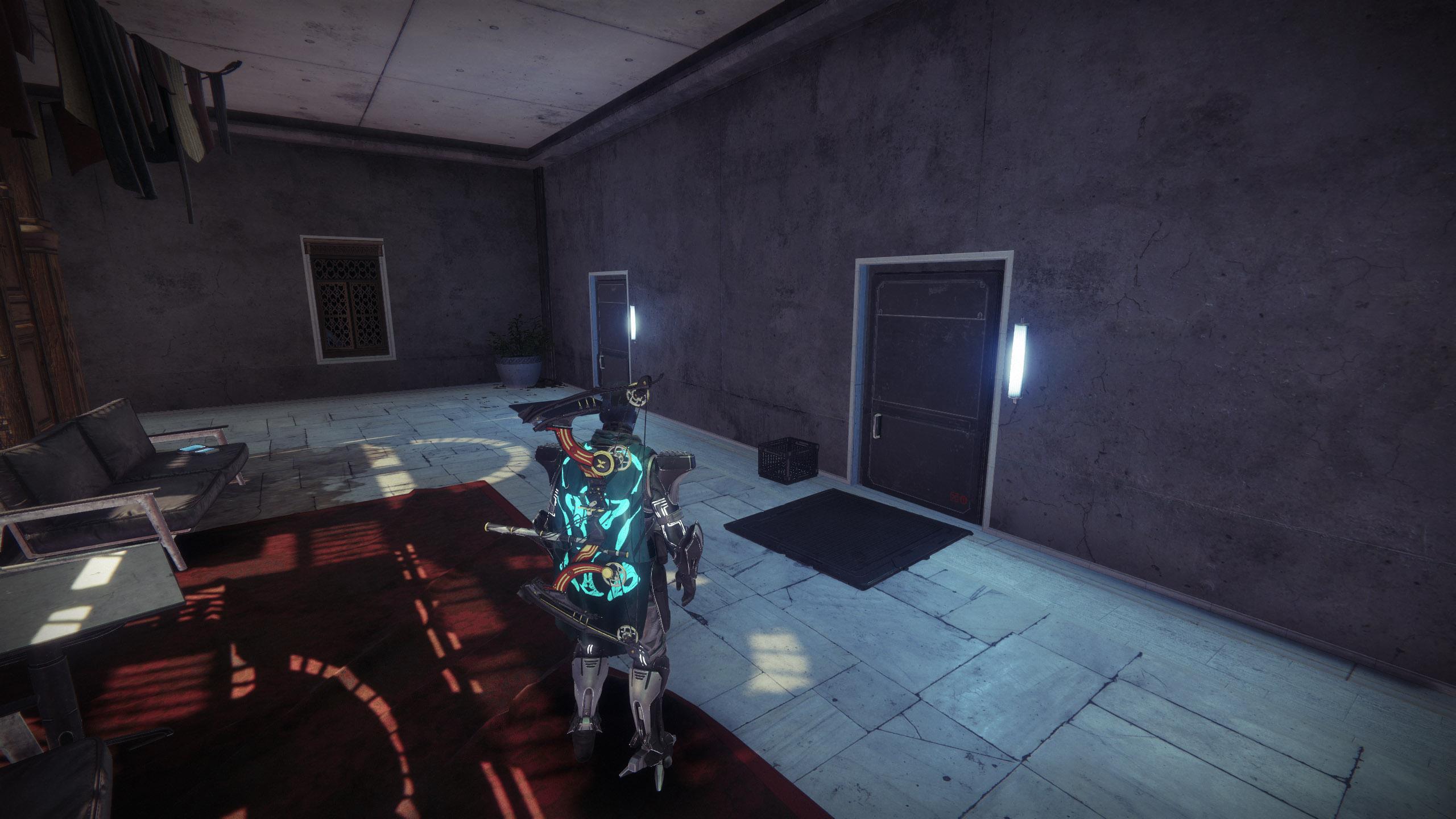 Guardian Quarters Destiny 2