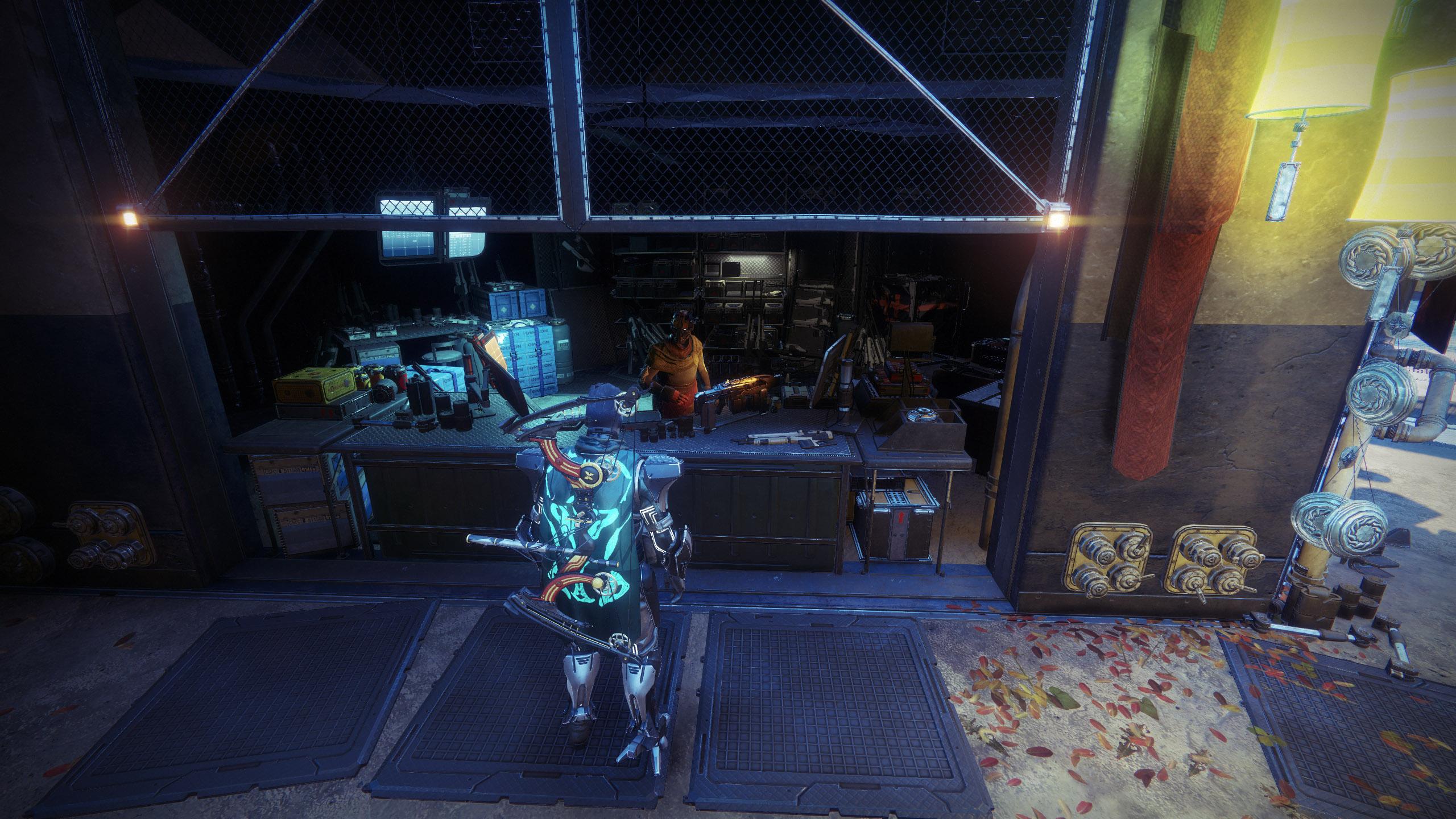 Gunsmith Destiny 2
