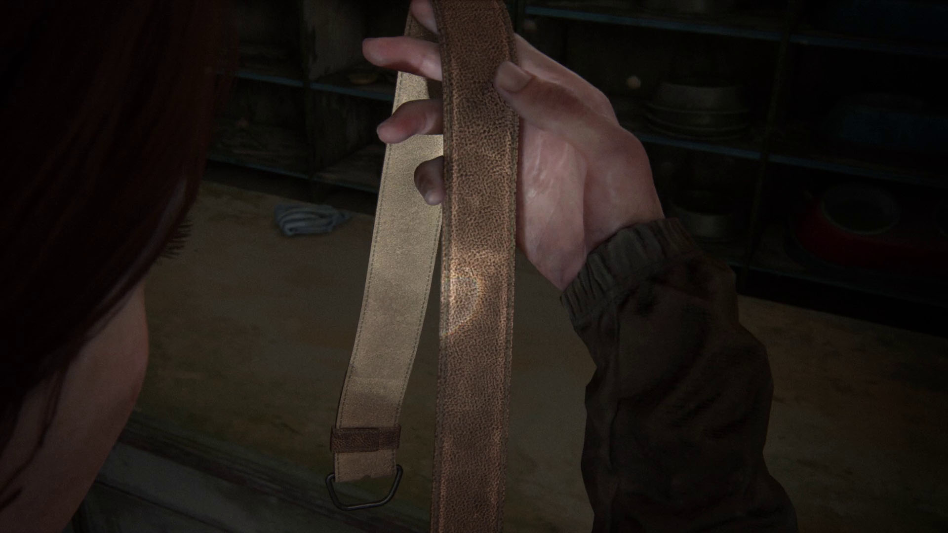 The Long Gun Holster in The Last of Us Part 2