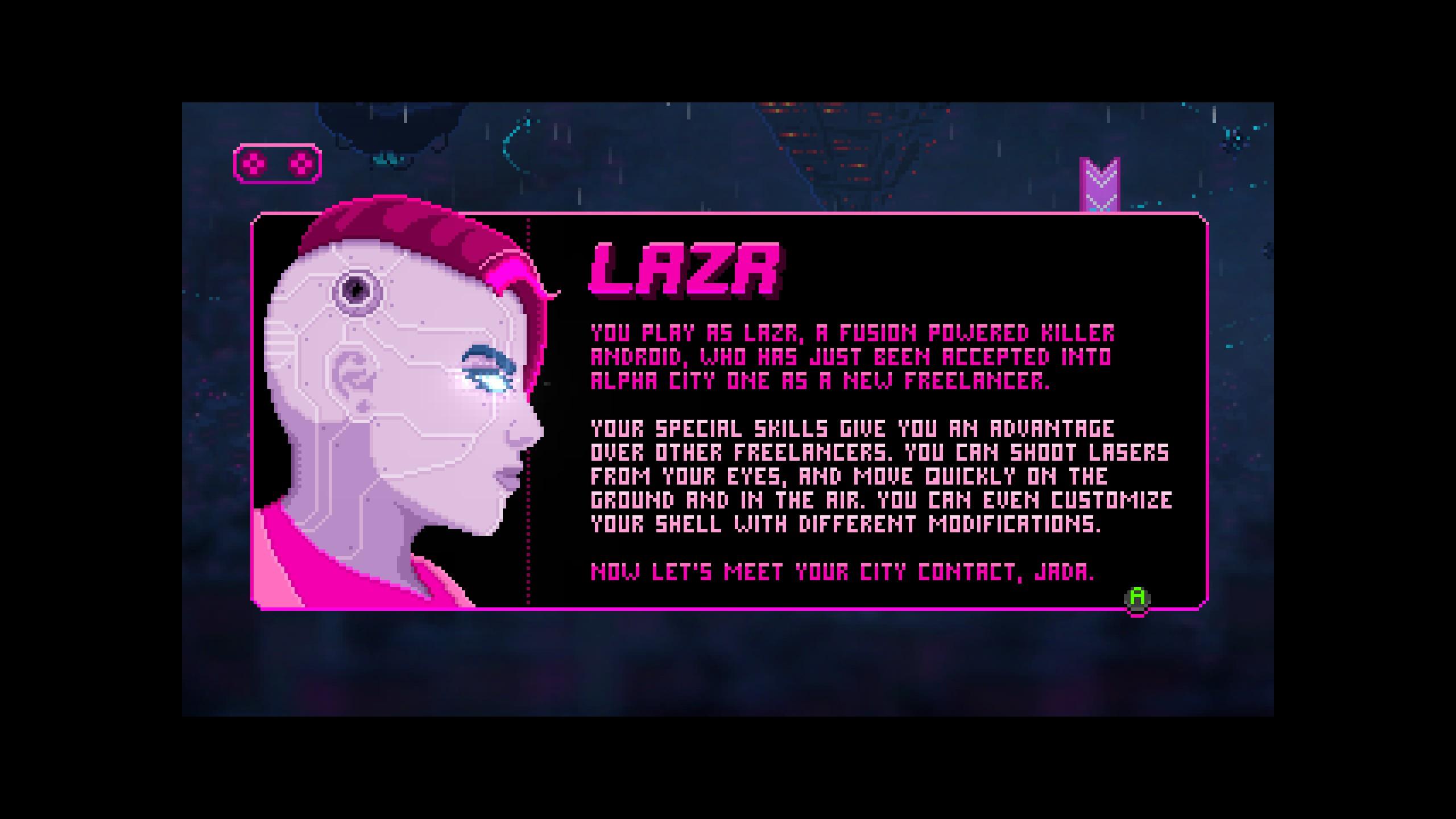 LAZR Preview