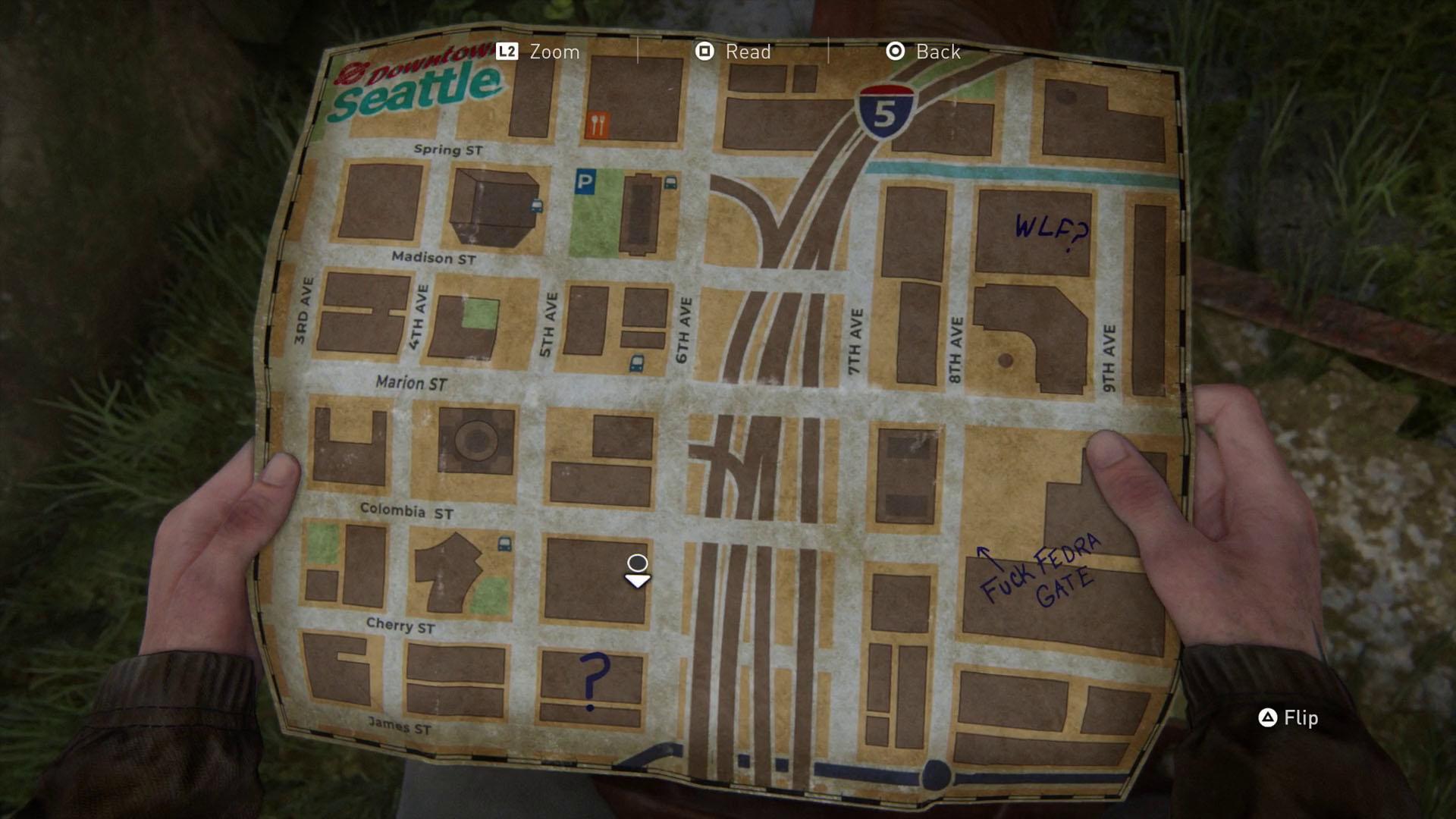 Pump Shotgun location - The Last of Us Part 2