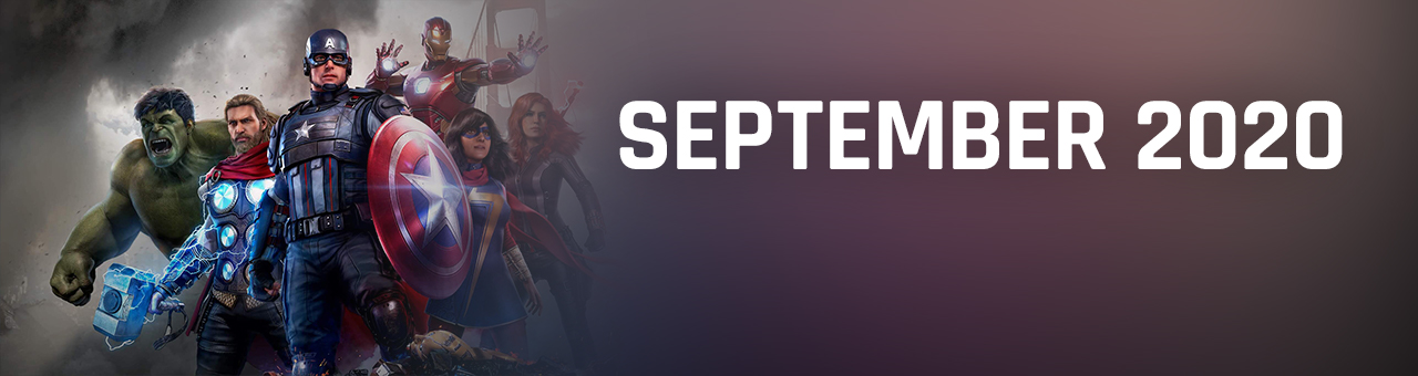 september 2020 release dates