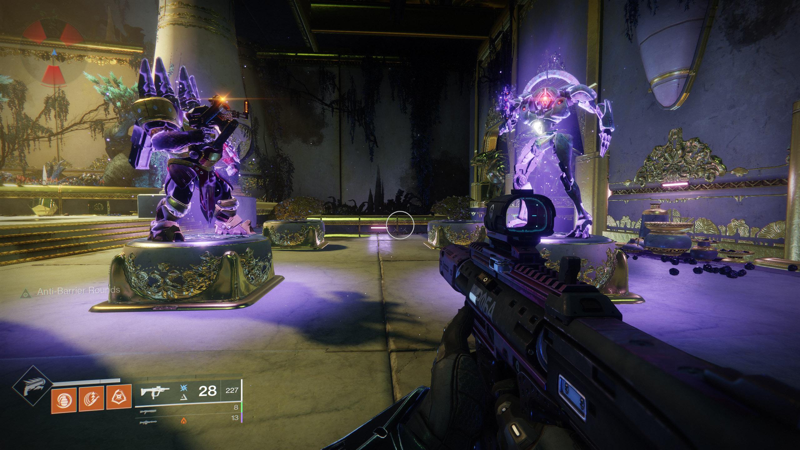 Shooting Range Destiny 2