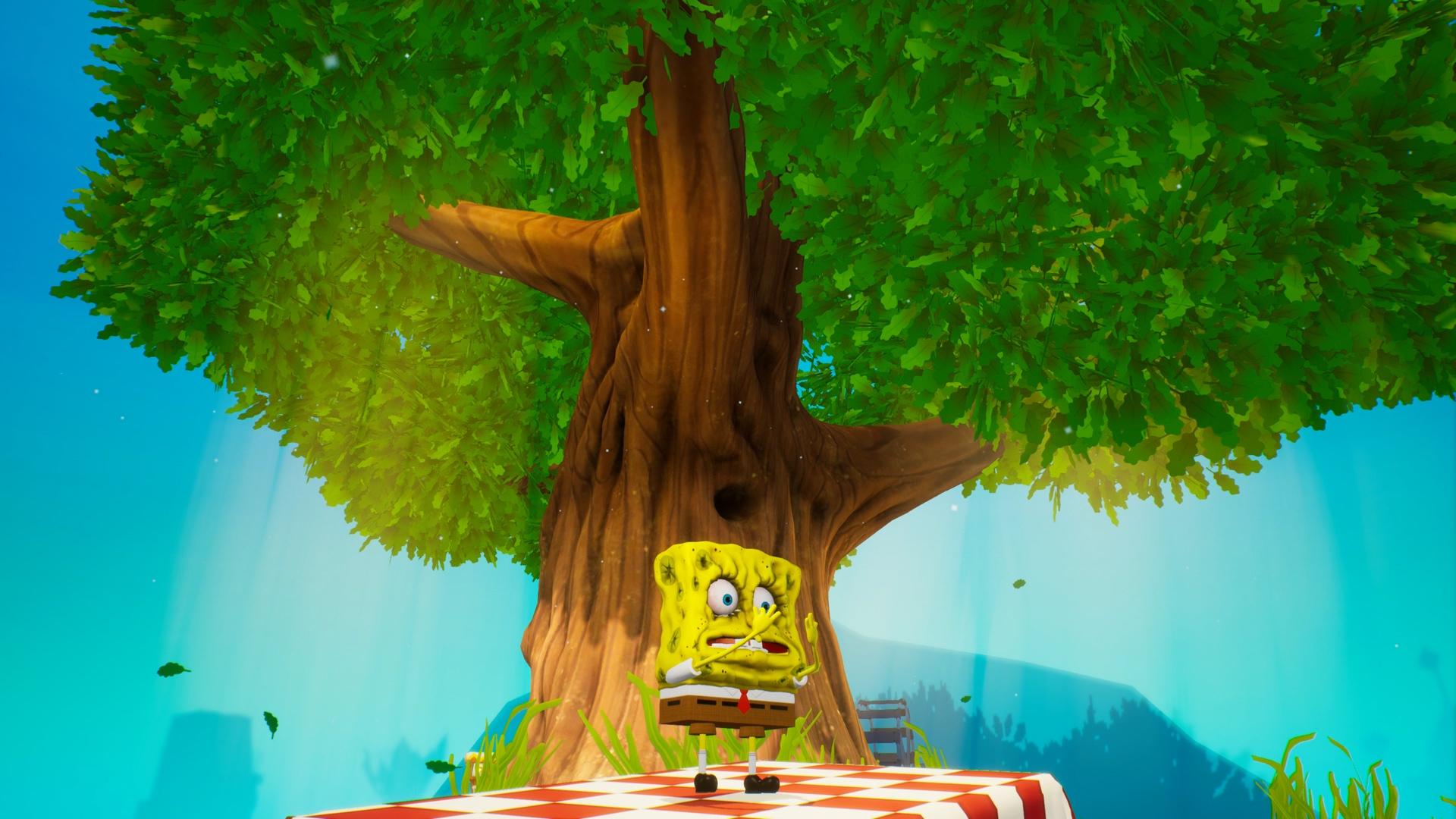 SpongeBob review locations
