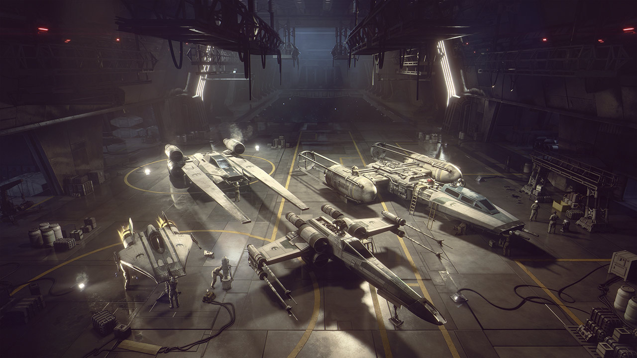 Star Wars: Squadrons release date