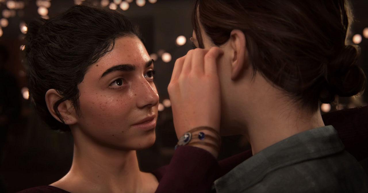 The Last of Us Part 2 voice actors - Shannon Woodward voices Dina